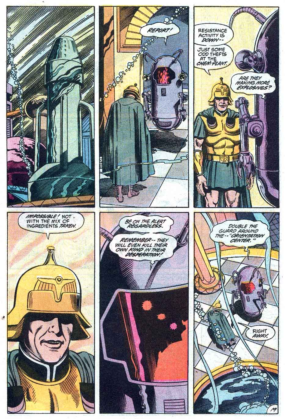 Aquaman (1989) Issue #2 #2 - English 20