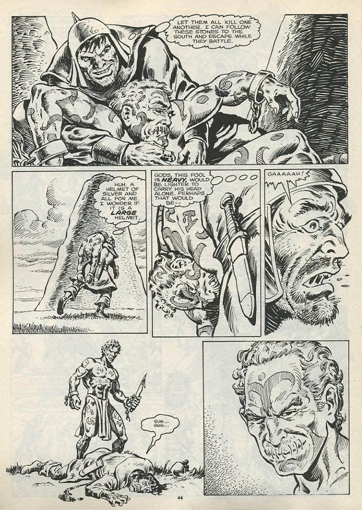 vage Sword #58 - English 46