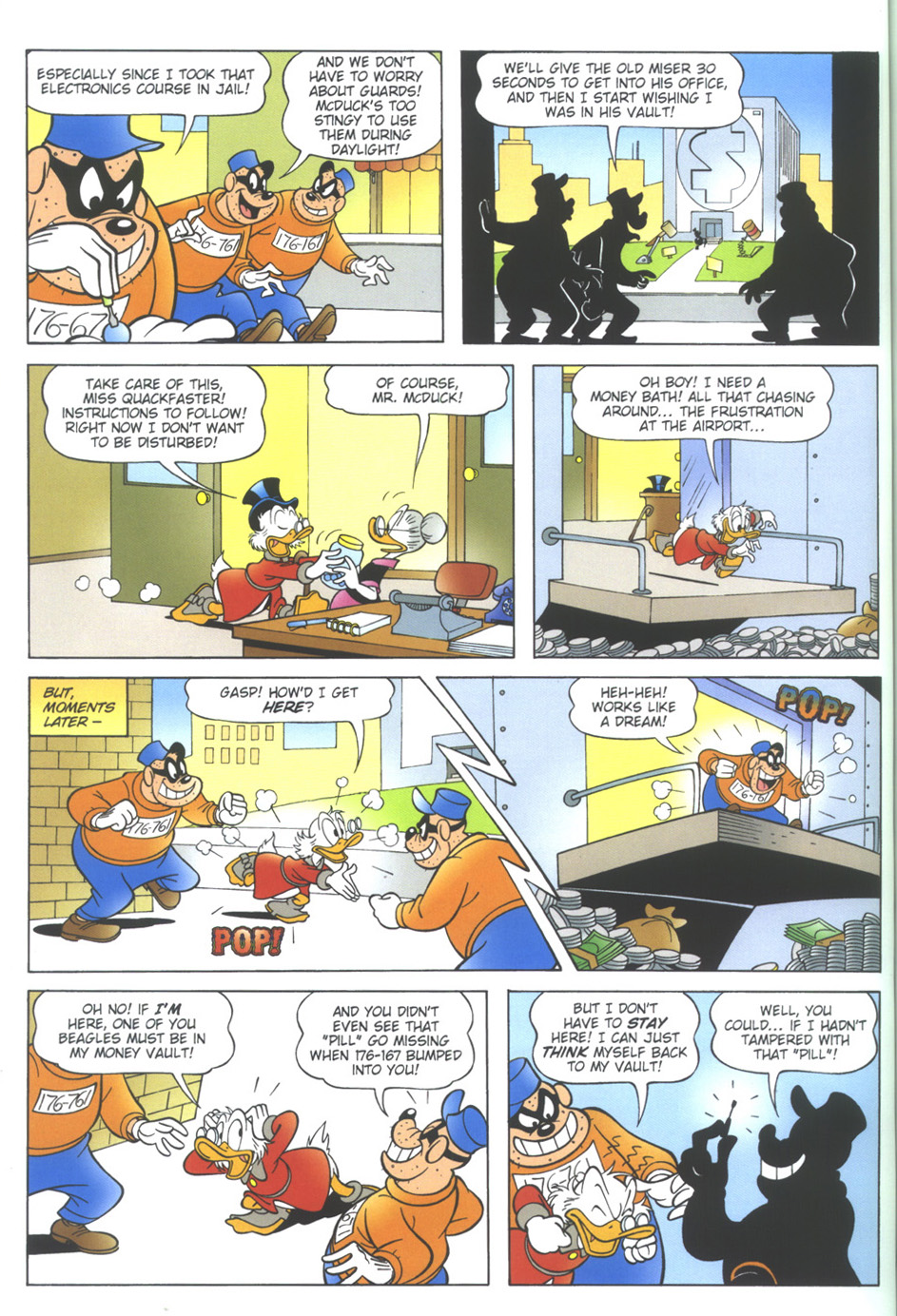Uncle Scrooge (1953) Issue #337 #337 - English 54
