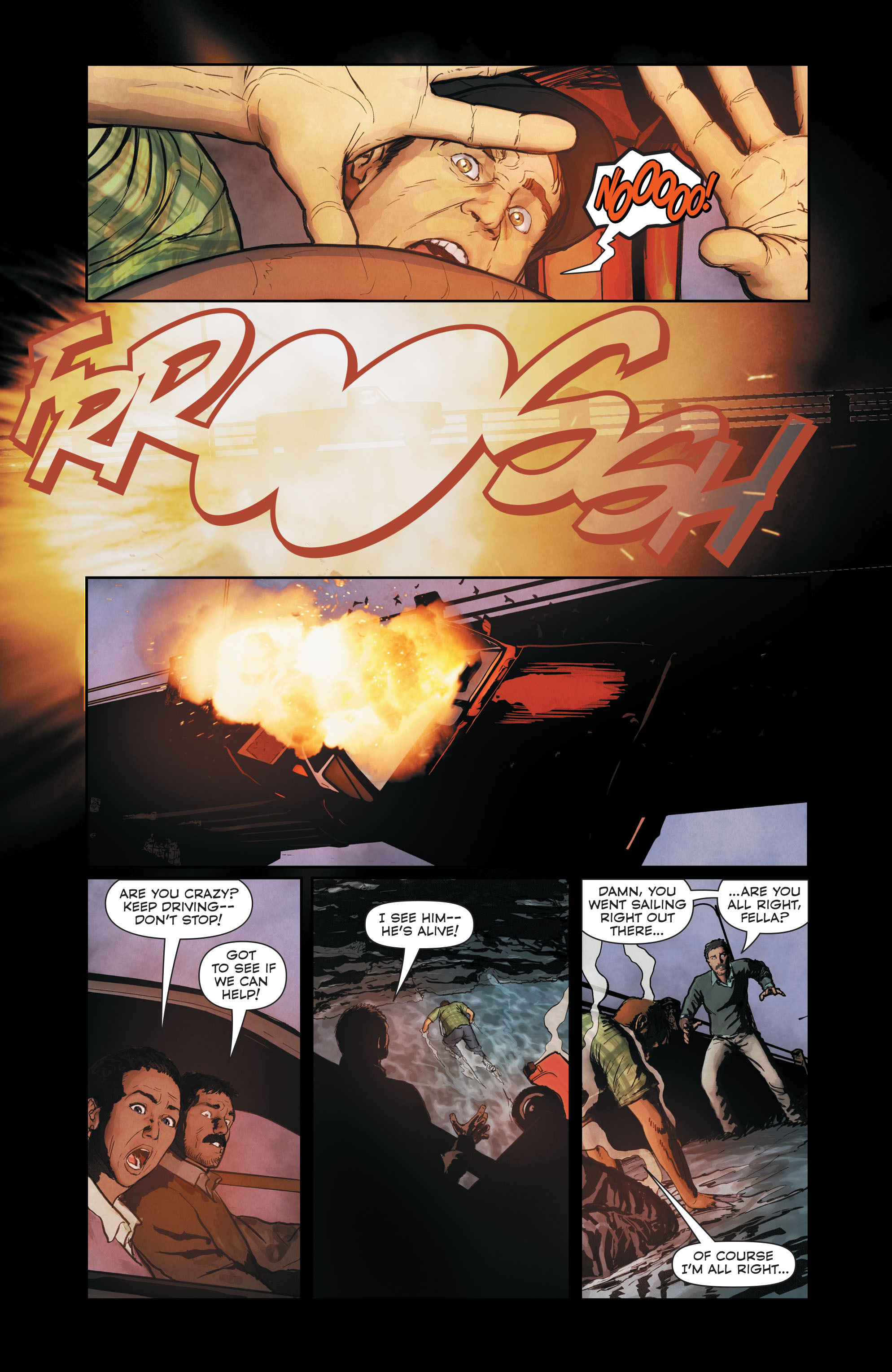 Read online Superman (2011) comic -  Issue #51 - 18