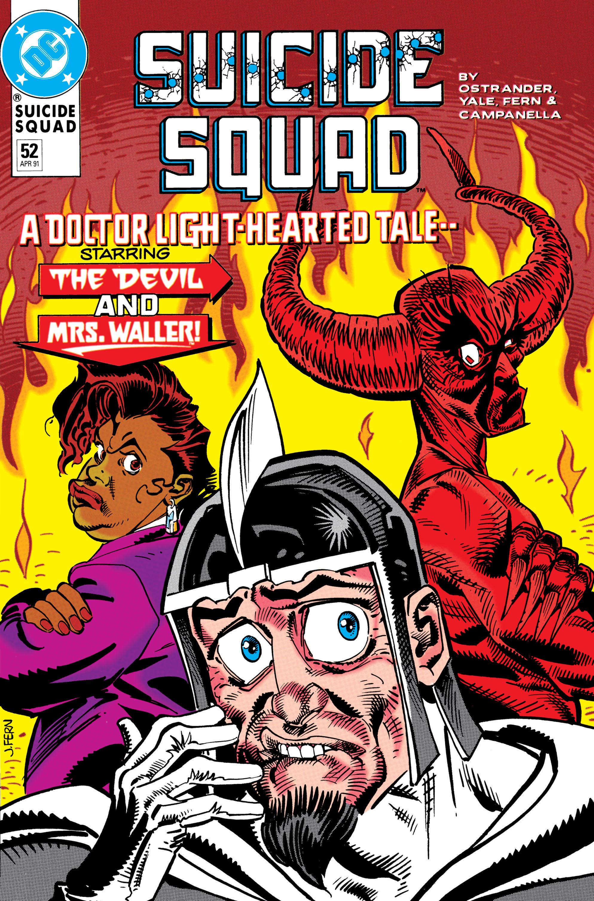 Suicide Squad (1987) 52 Page 1