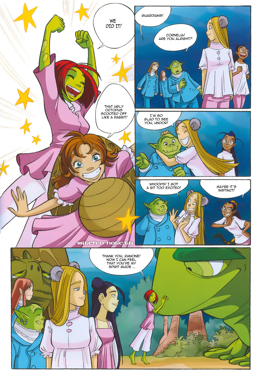 Read online W.i.t.c.h. comic -  Issue #135 - 31