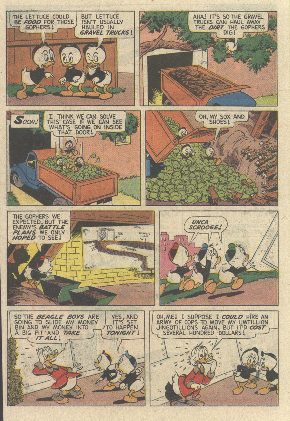 Uncle Scrooge (1953) Issue #241 #241 - English 54