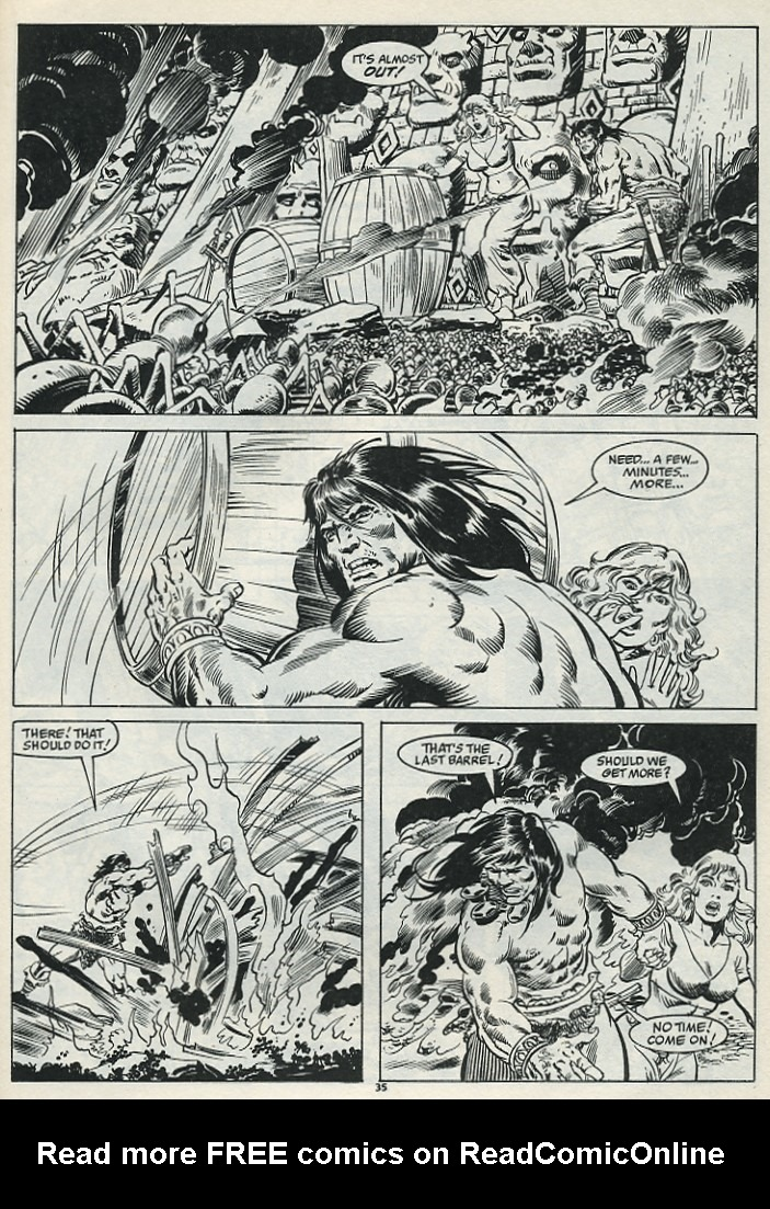 The Savage Sword Of Conan Issue #182 #183 - English 37