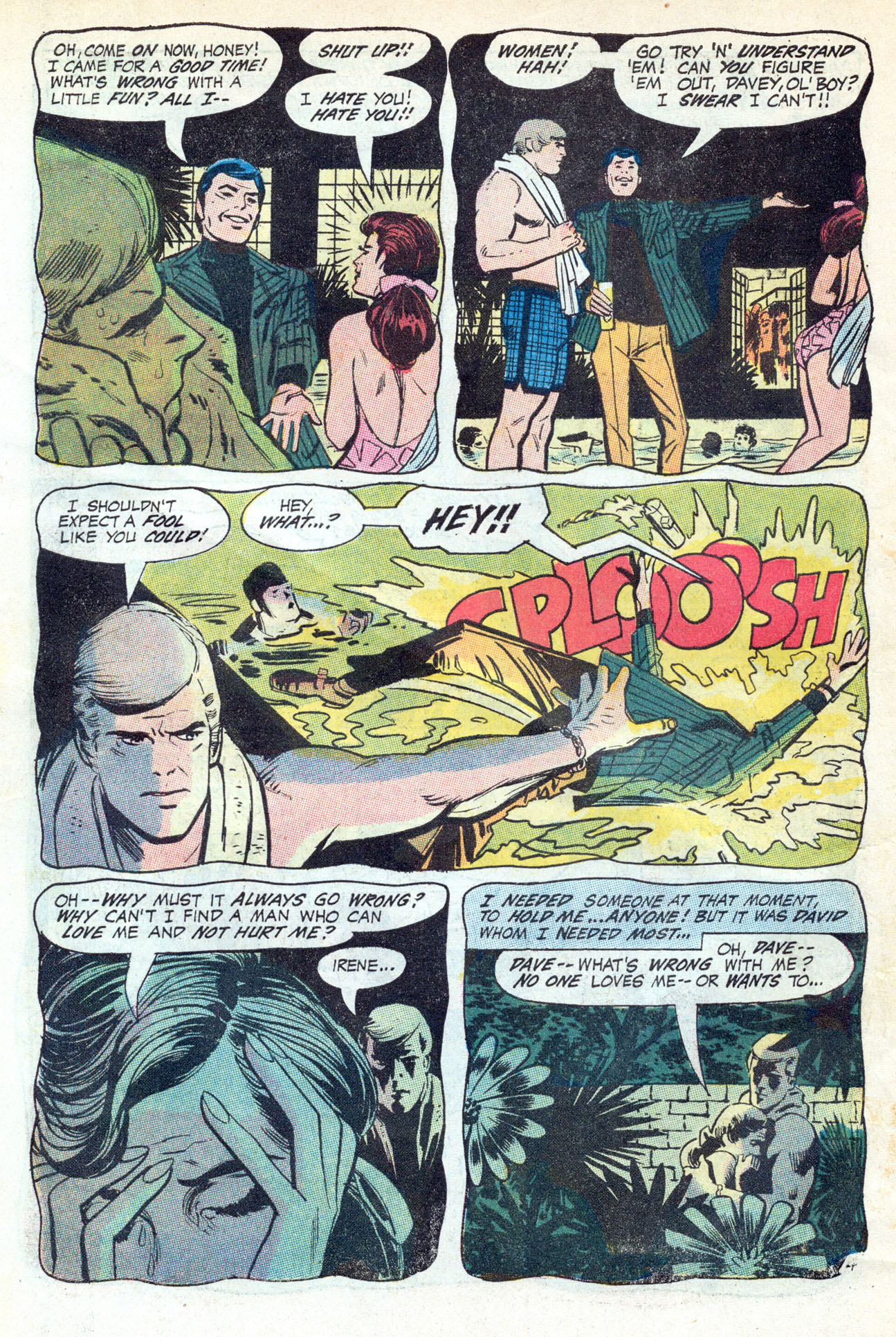 Read online Secret Hearts comic -  Issue #149 - 6