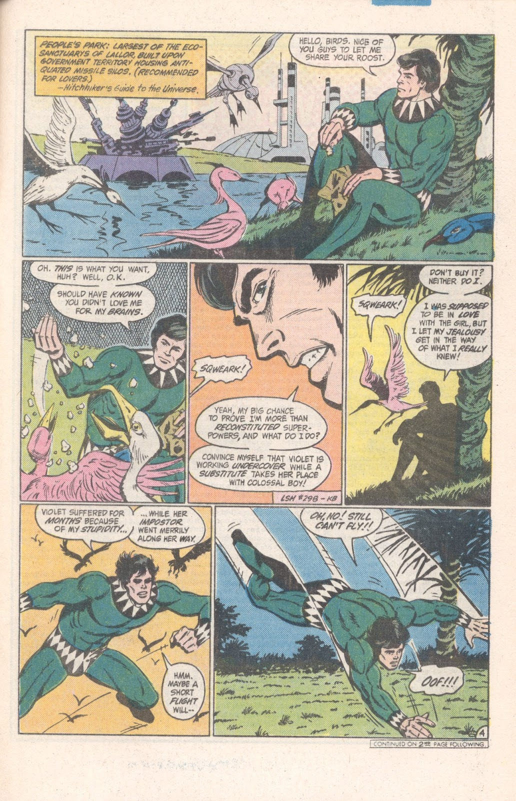 Tales of the Legion Issue #317 #4 - English 23