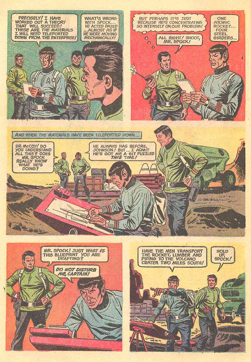 Star Trek (1967) Issue #4 #4 - English 11