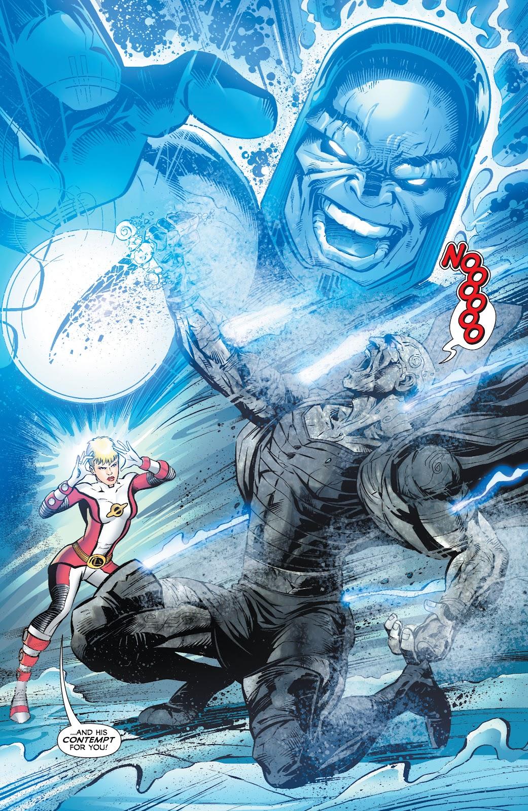 Legion of Super-Heroes (2010) Issue #4 #5 - English 26