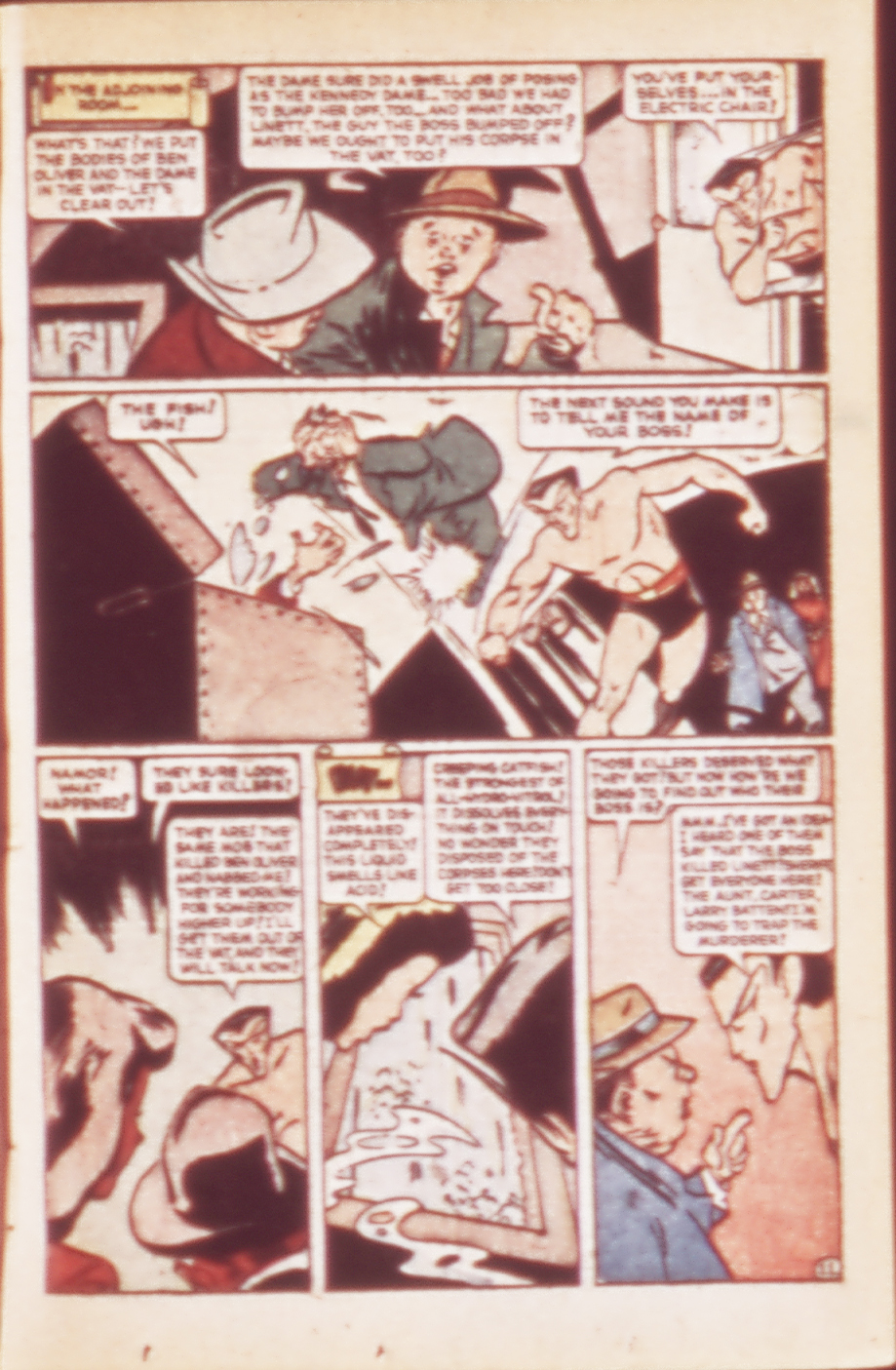 Sub-Mariner Comics Issue #19 #19 - English 25