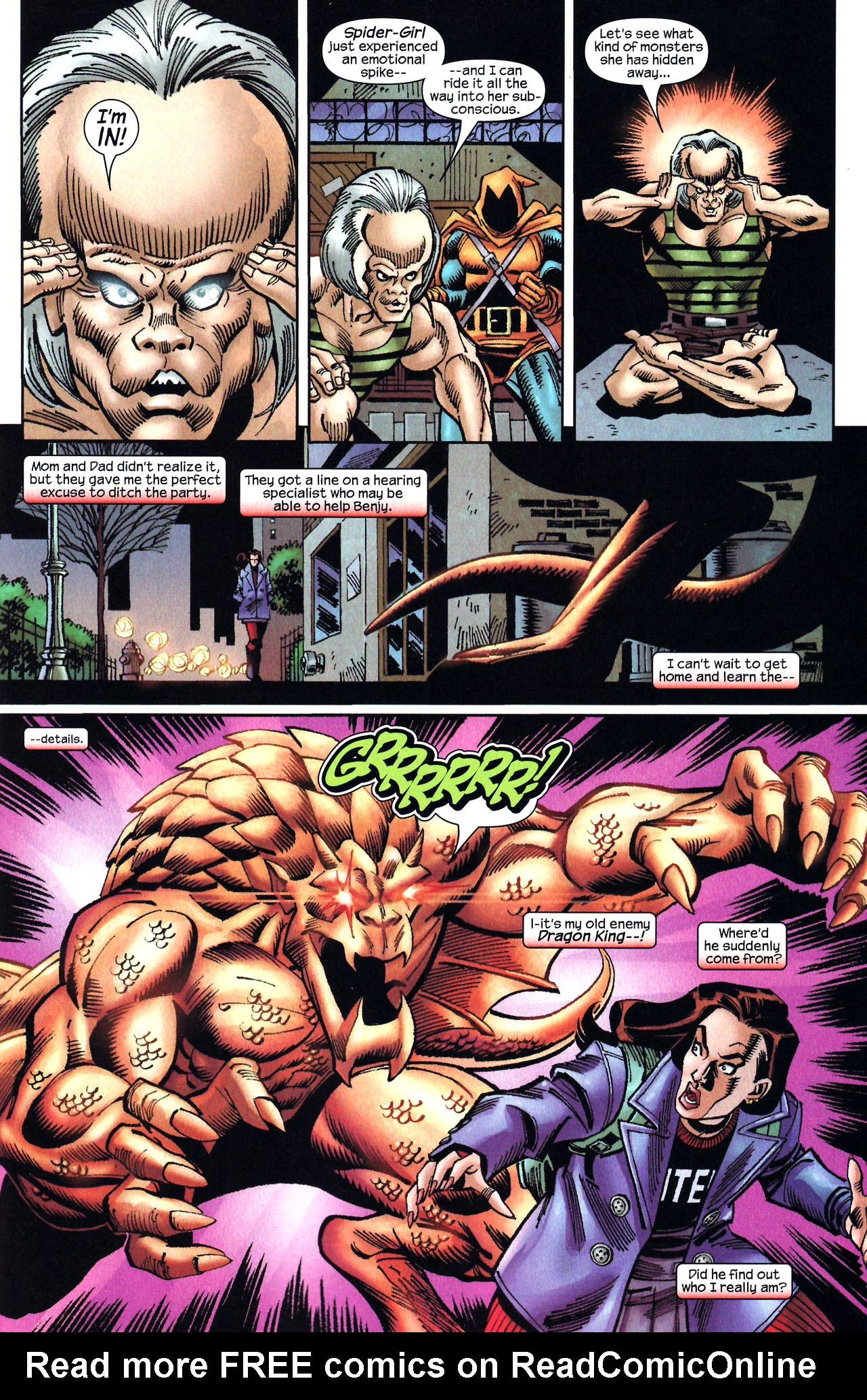 Amazing Spider-Girl #15 #16 - English 10