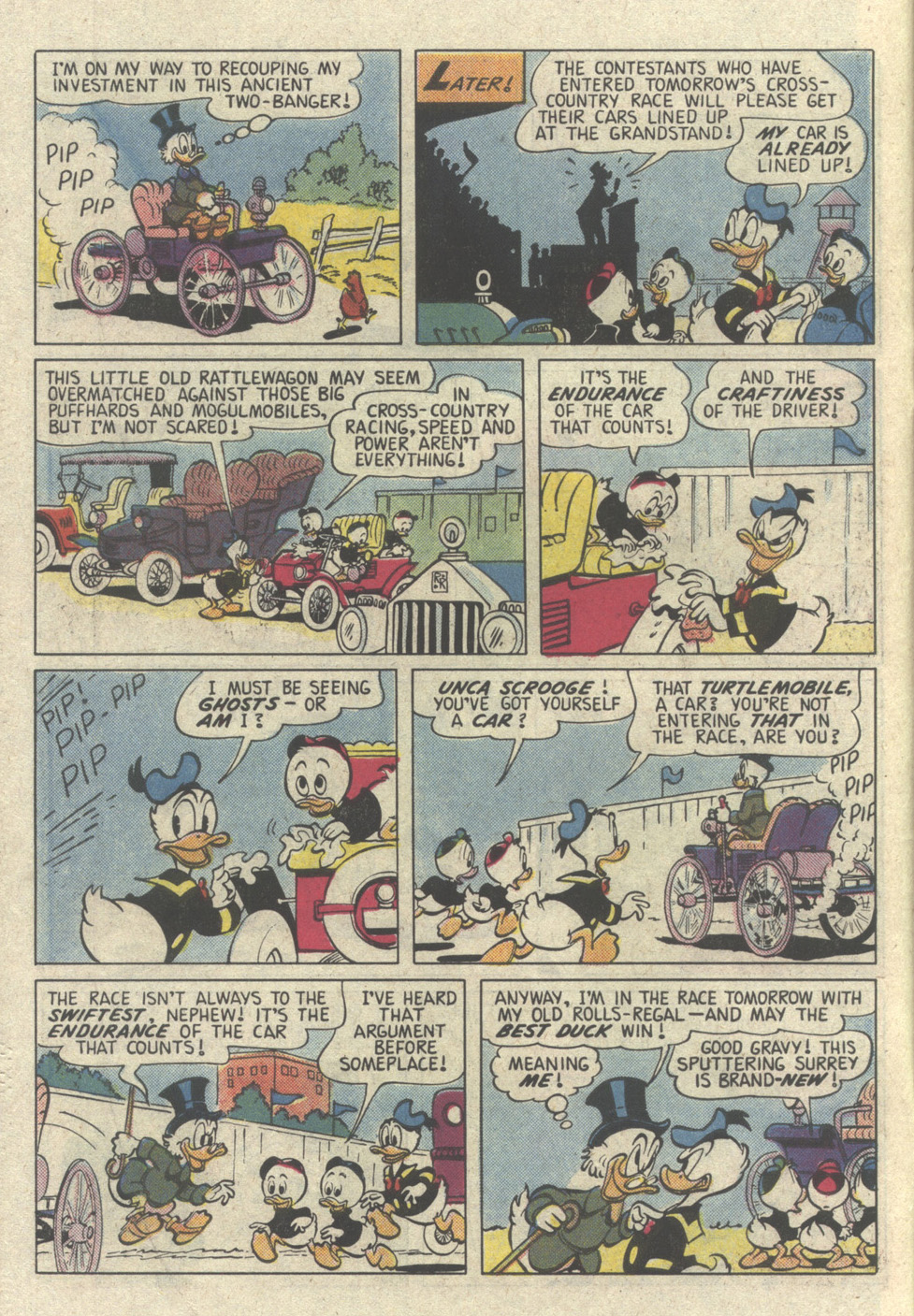 Uncle Scrooge (1953) Issue #228 #228 - English 6