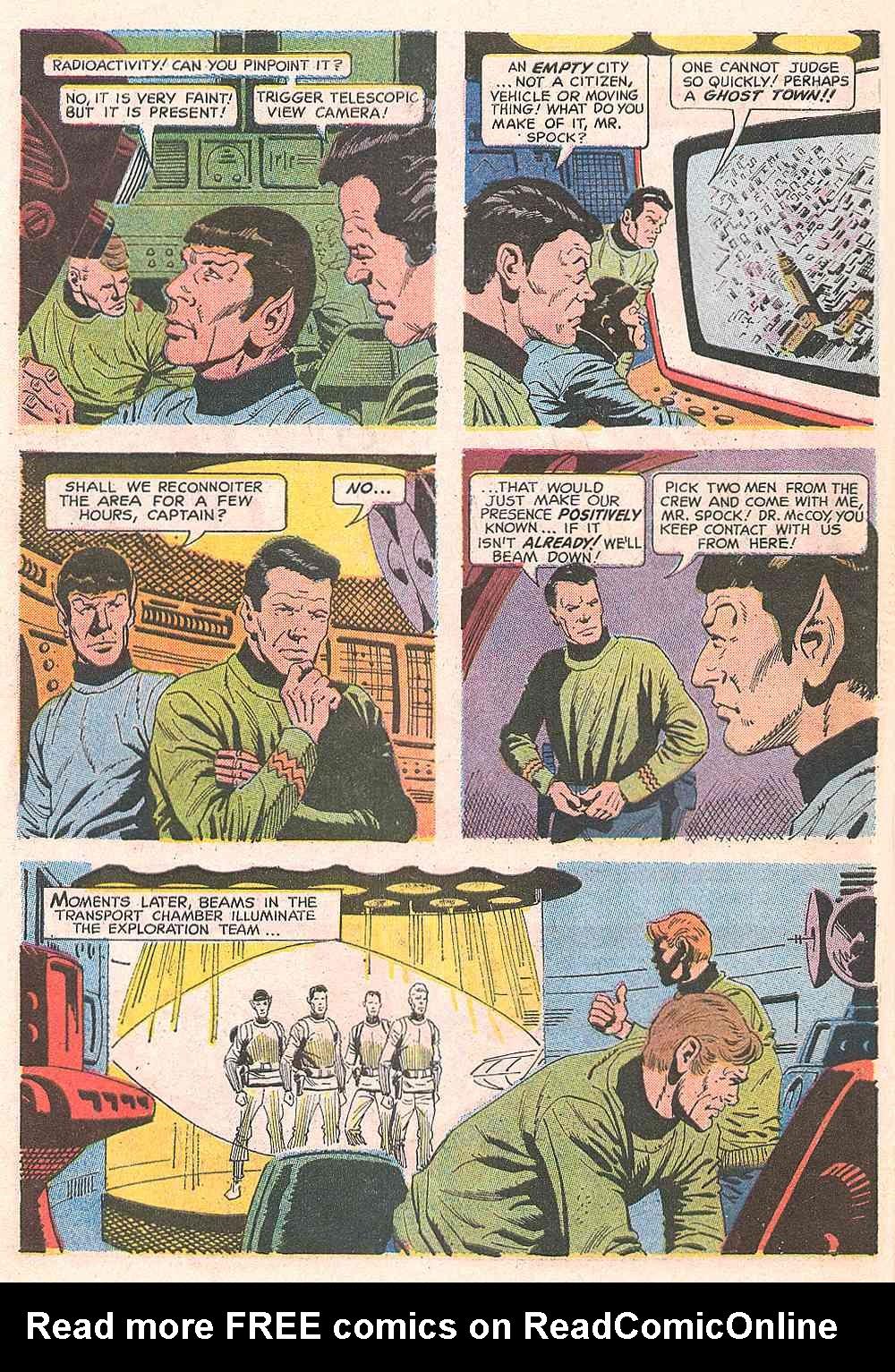 Star Trek (1967) Issue #5 #5 - English 5