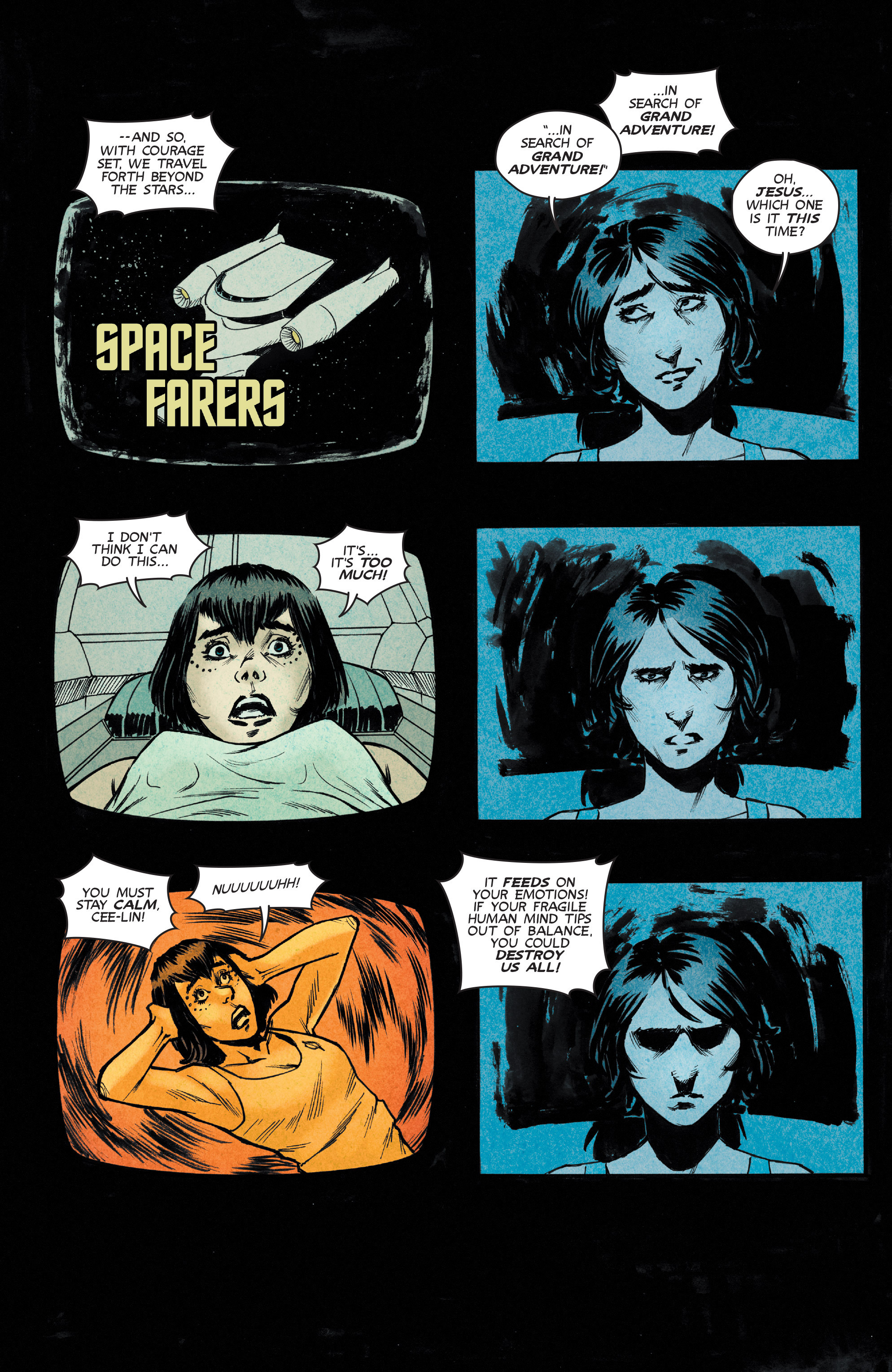 Read online Glitterbomb comic -  Issue #2 - 22
