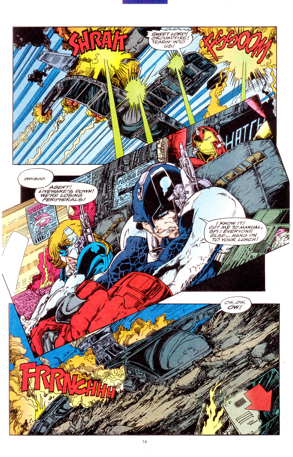 Force Works Issue #4 #4 - English 11