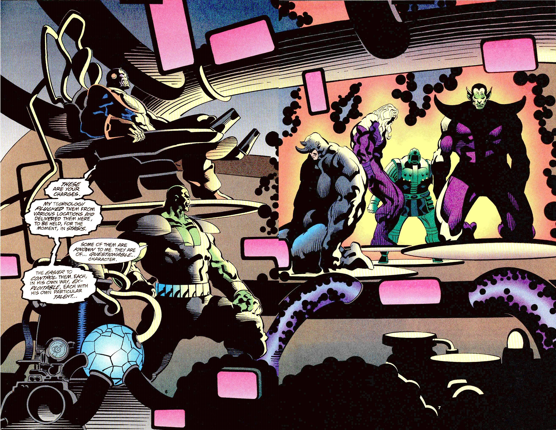 Read online Secret Defenders comic -  Issue #12 - 5