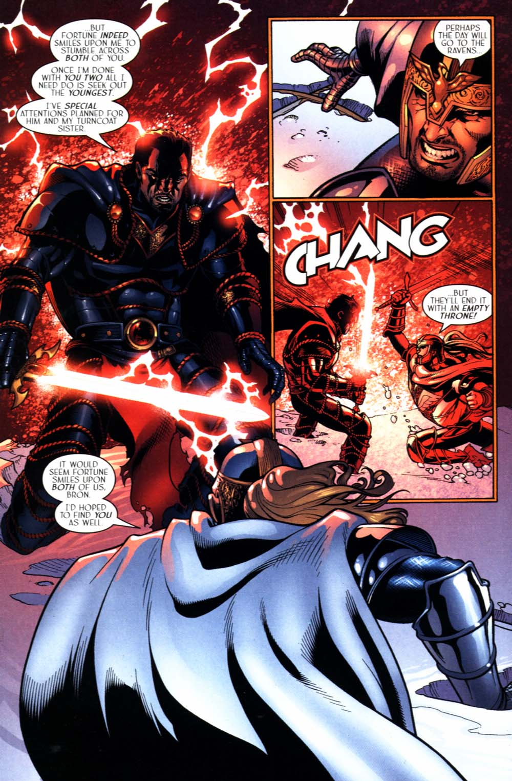 Read online Scion comic -  Issue #22 - 18