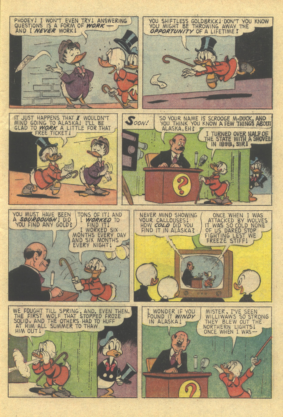 Uncle Scrooge (1953) Issue #86 #86 - English 5
