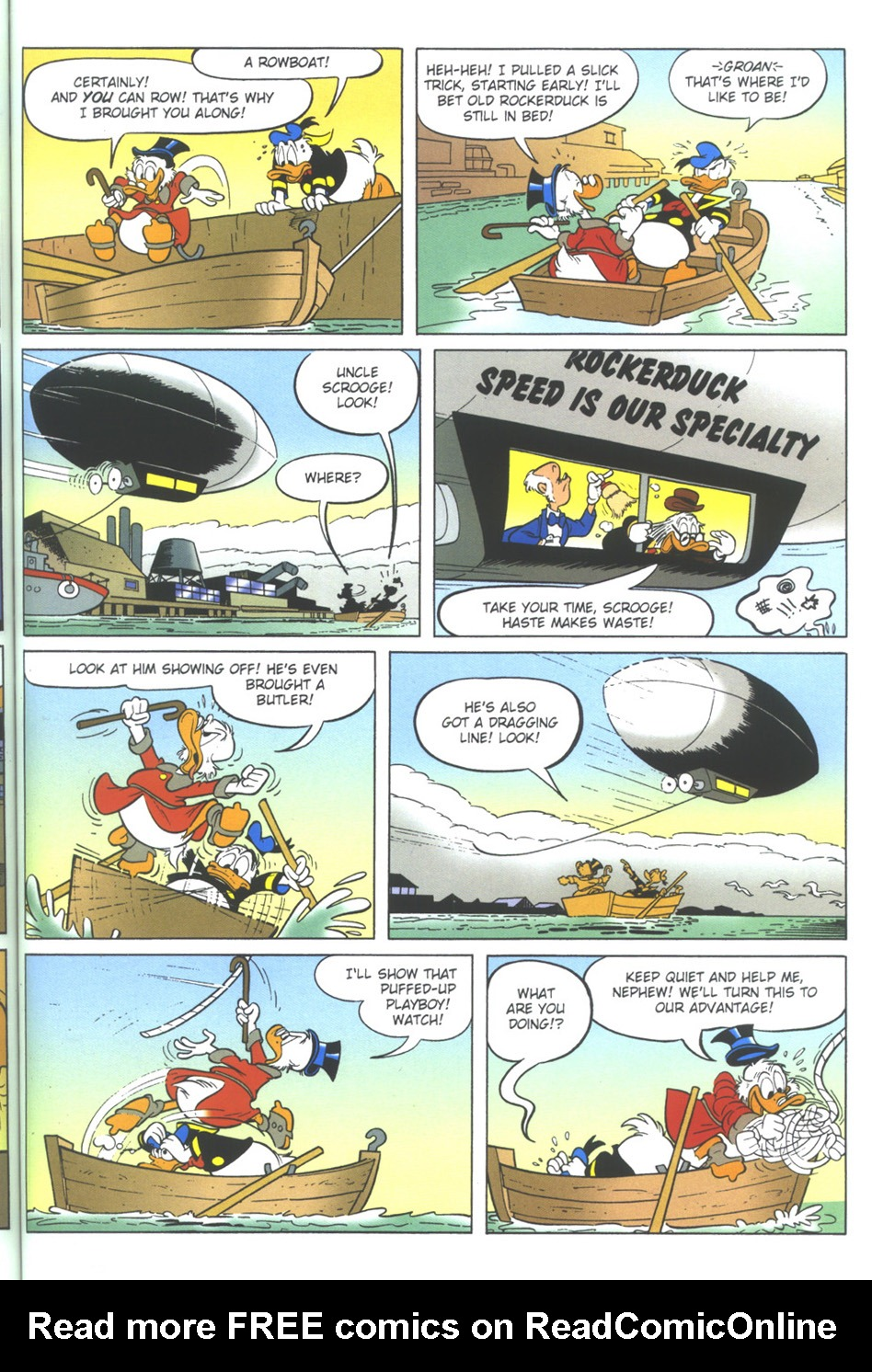 Uncle Scrooge (1953) Issue #341 #341 - English 51