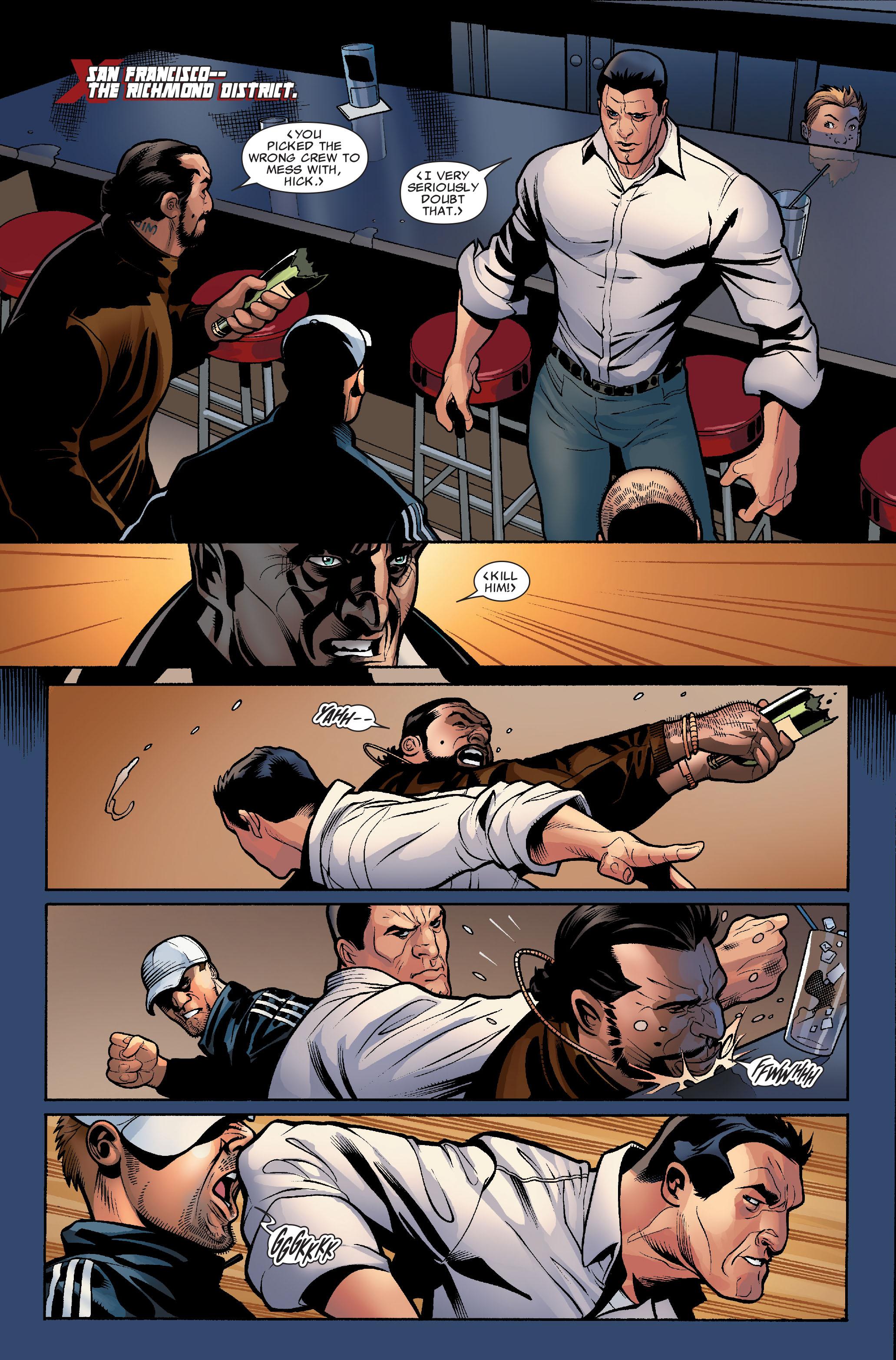 Uncanny X-Men (1963) 505 Page 18