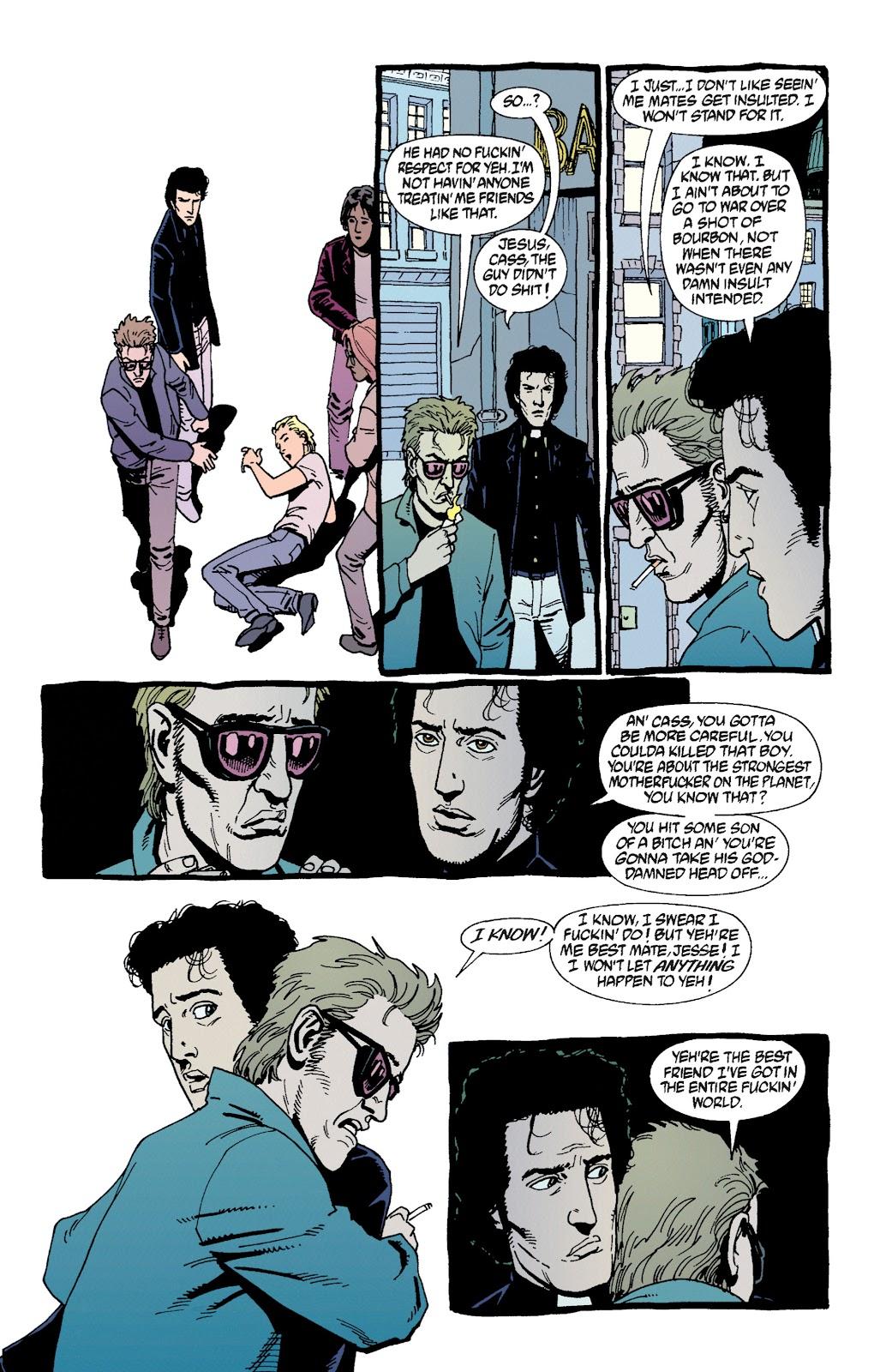 Preacher Issue #28 #37 - English 21