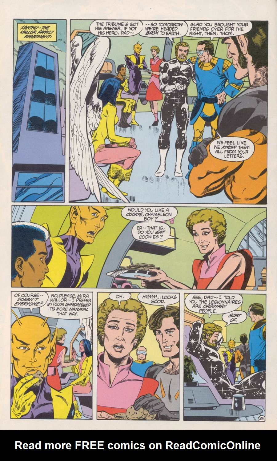 Tales of the Legion Issue #353 #40 - English 23
