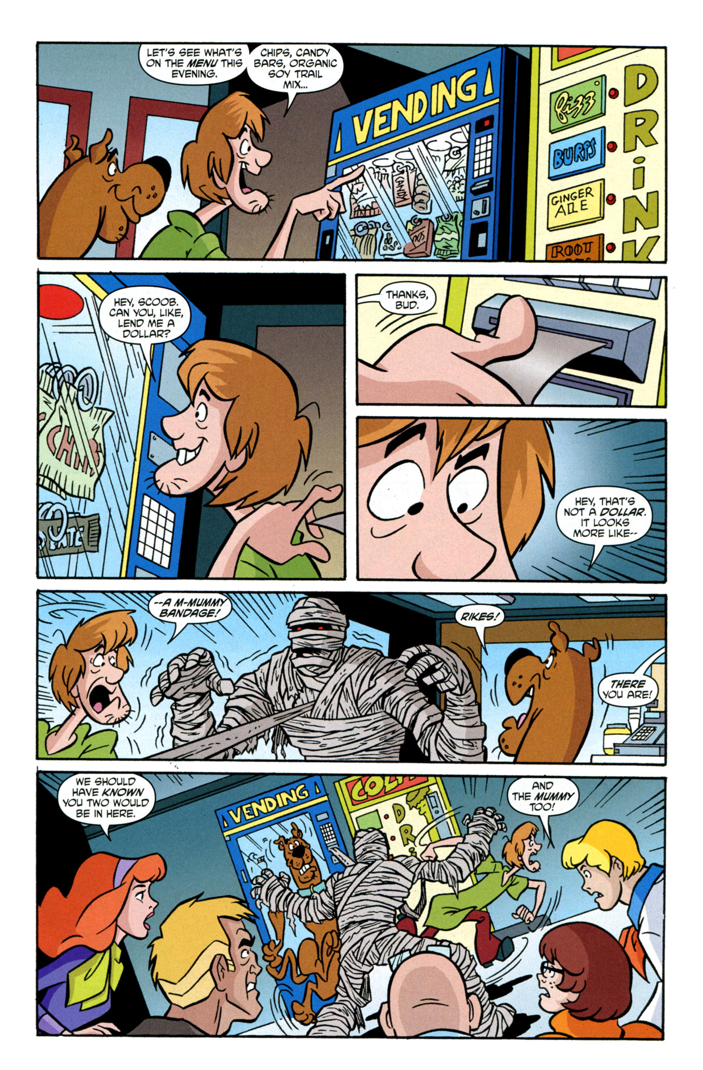 Read online Scooby-Doo: Where Are You? comic -  Issue #24 - 13