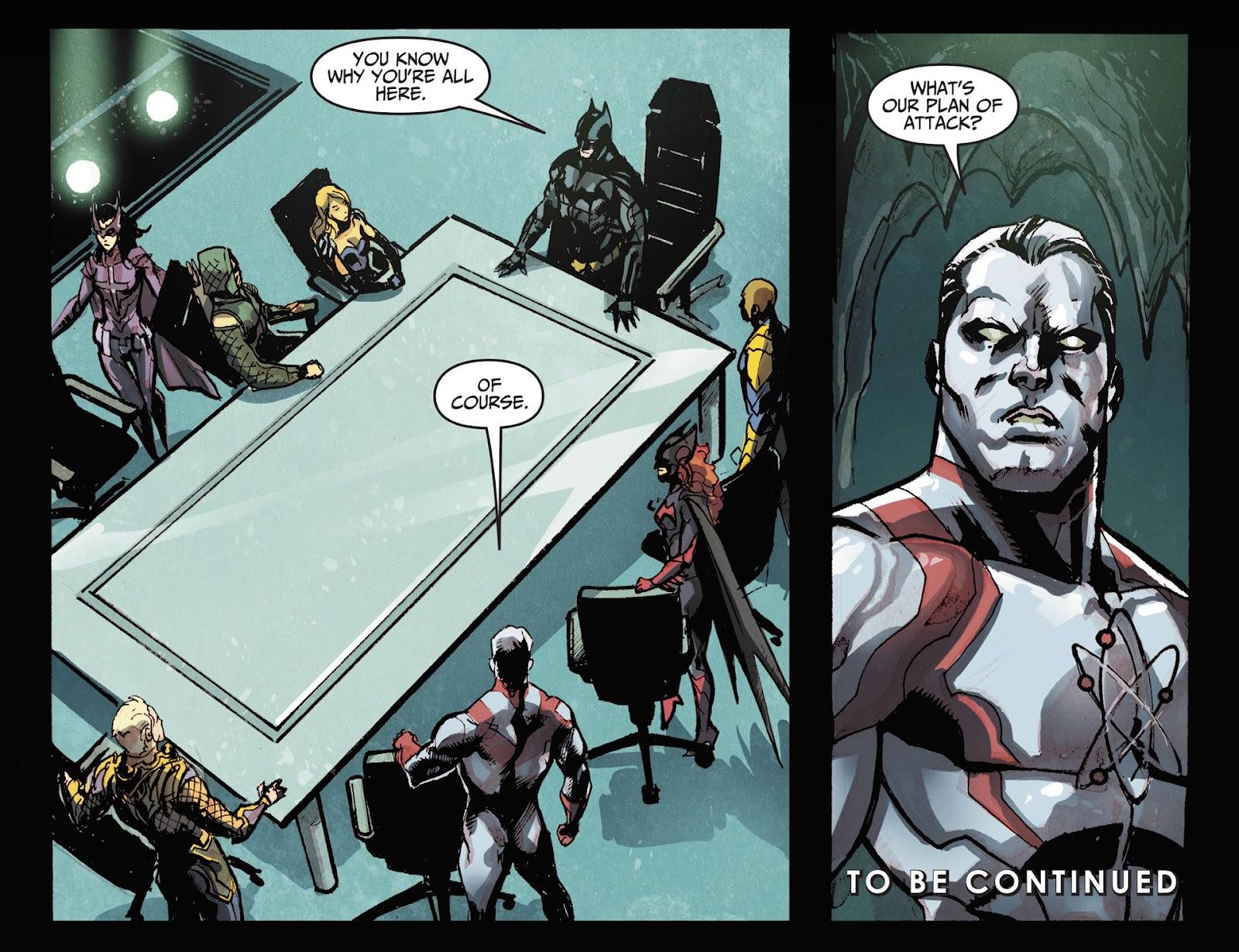 Injustice: Gods Among Us [I] Issue #18 #19 - English 22