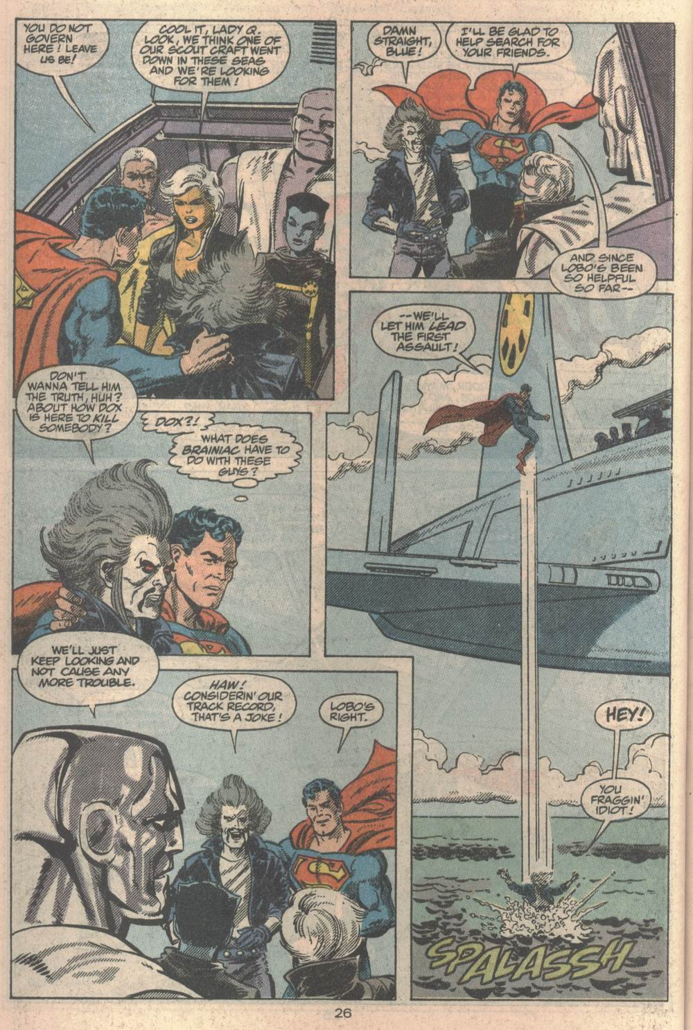 Adventures of Superman (1987) _Annual_2 Page 25