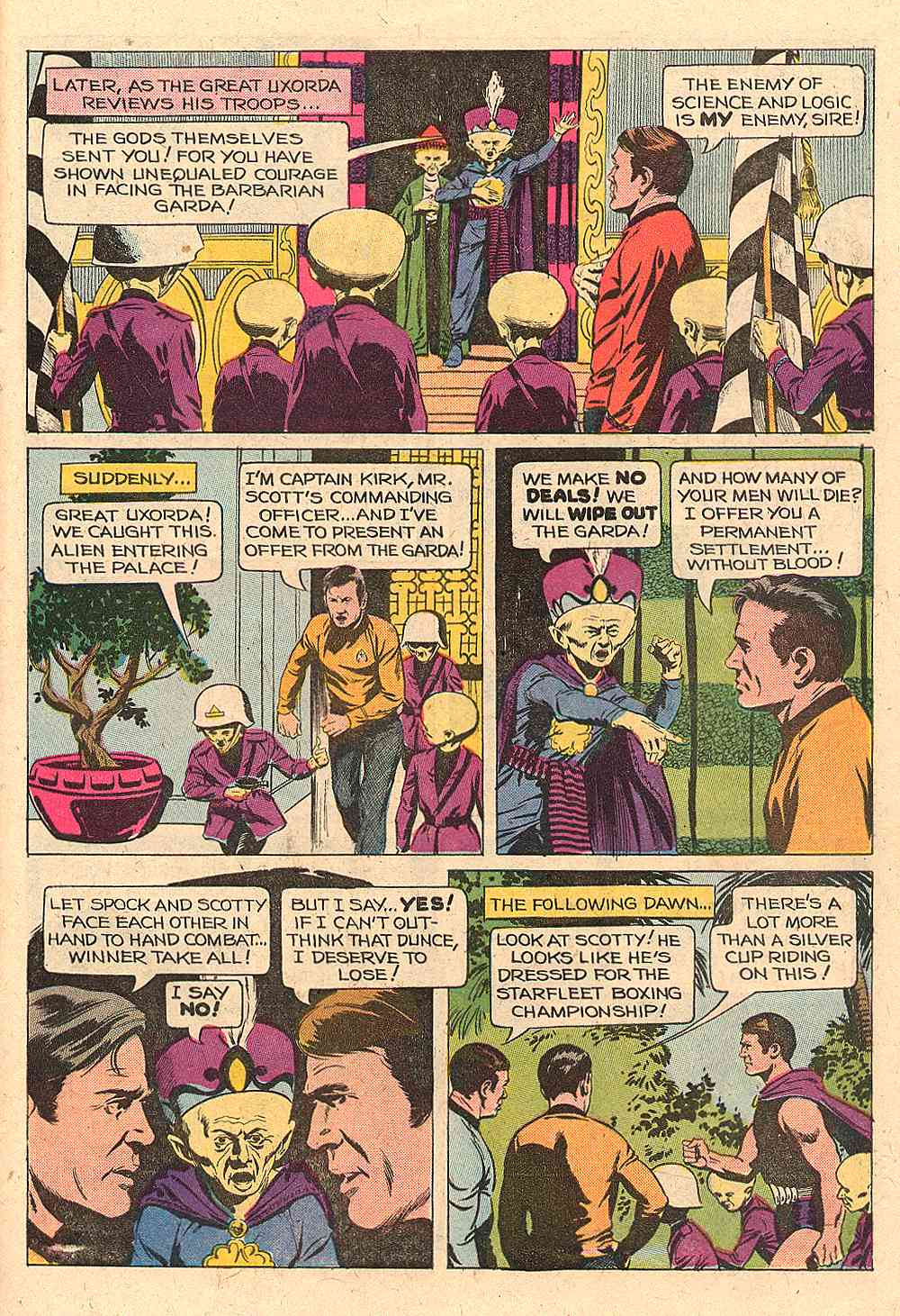 Star Trek (1967) #55 #55 - English 19