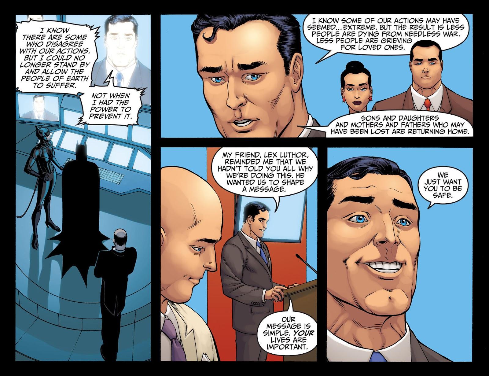 Injustice: Gods Among Us [I] Issue #22 #23 - English 18