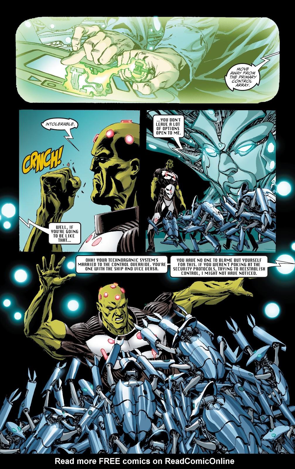 Threshold (2013) Issue #6 #6 - English 7