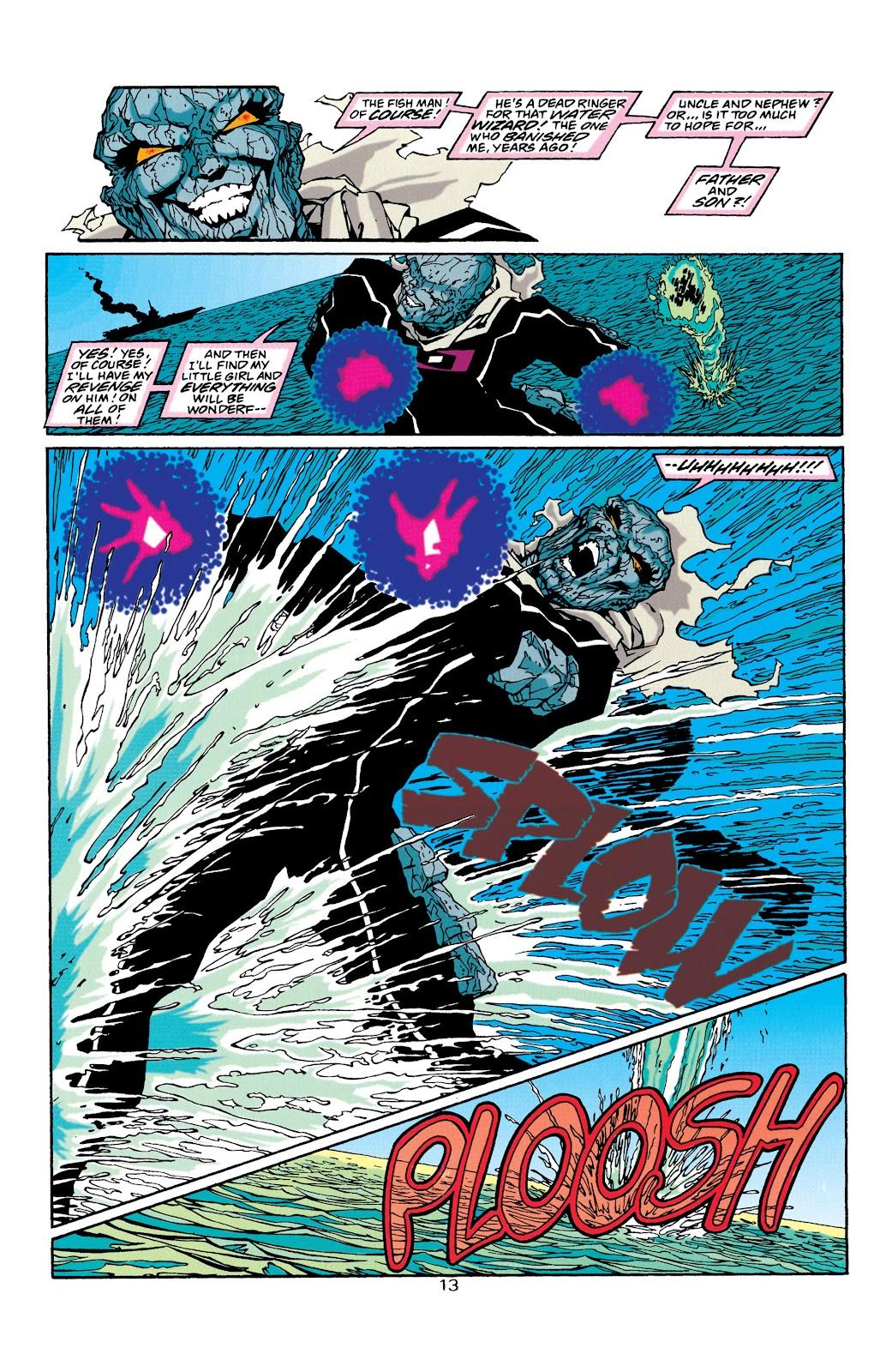 Aquaman (1994) Issue #39 #45 - English 13
