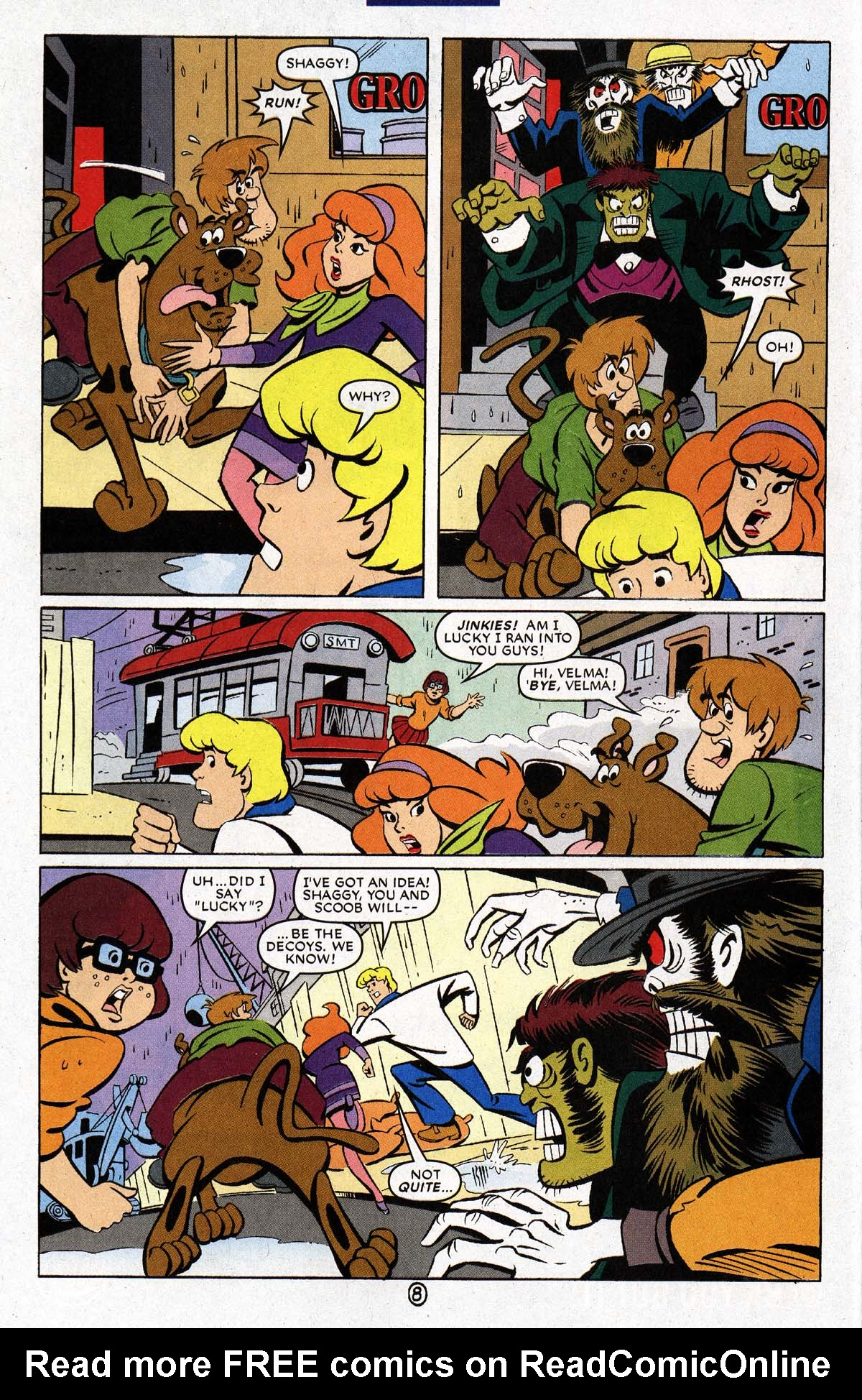 Read online Scooby-Doo (1997) comic -  Issue #69 - 9