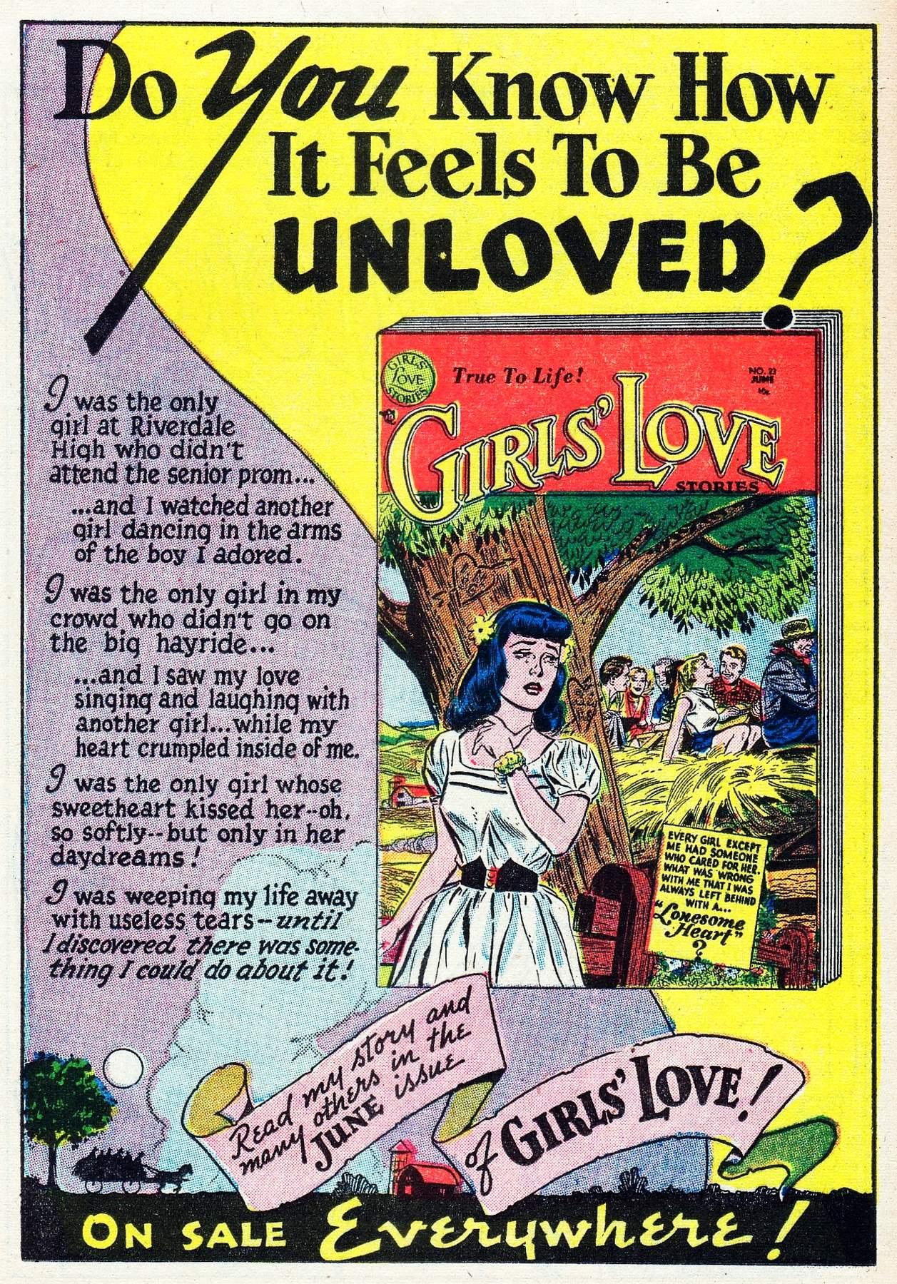 Read online Secret Hearts comic -  Issue #16 - 25