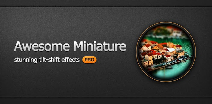 Awesome Miniature Pro v3.0 apk
