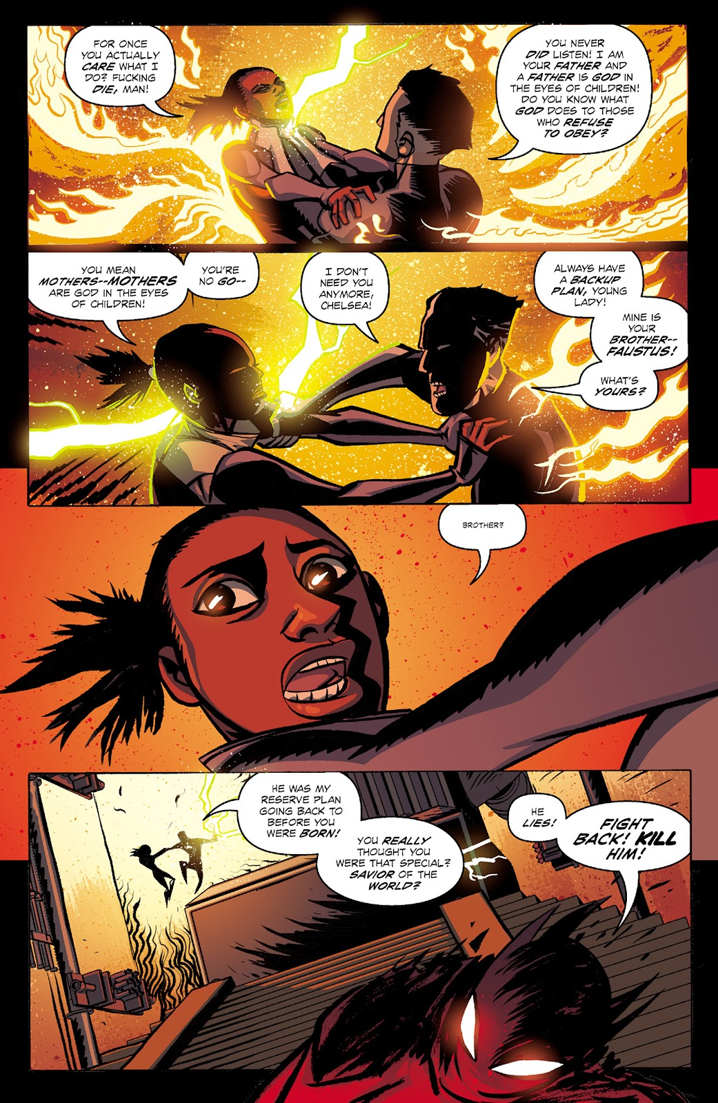 The Victories (2013) Issue #14 Page 14