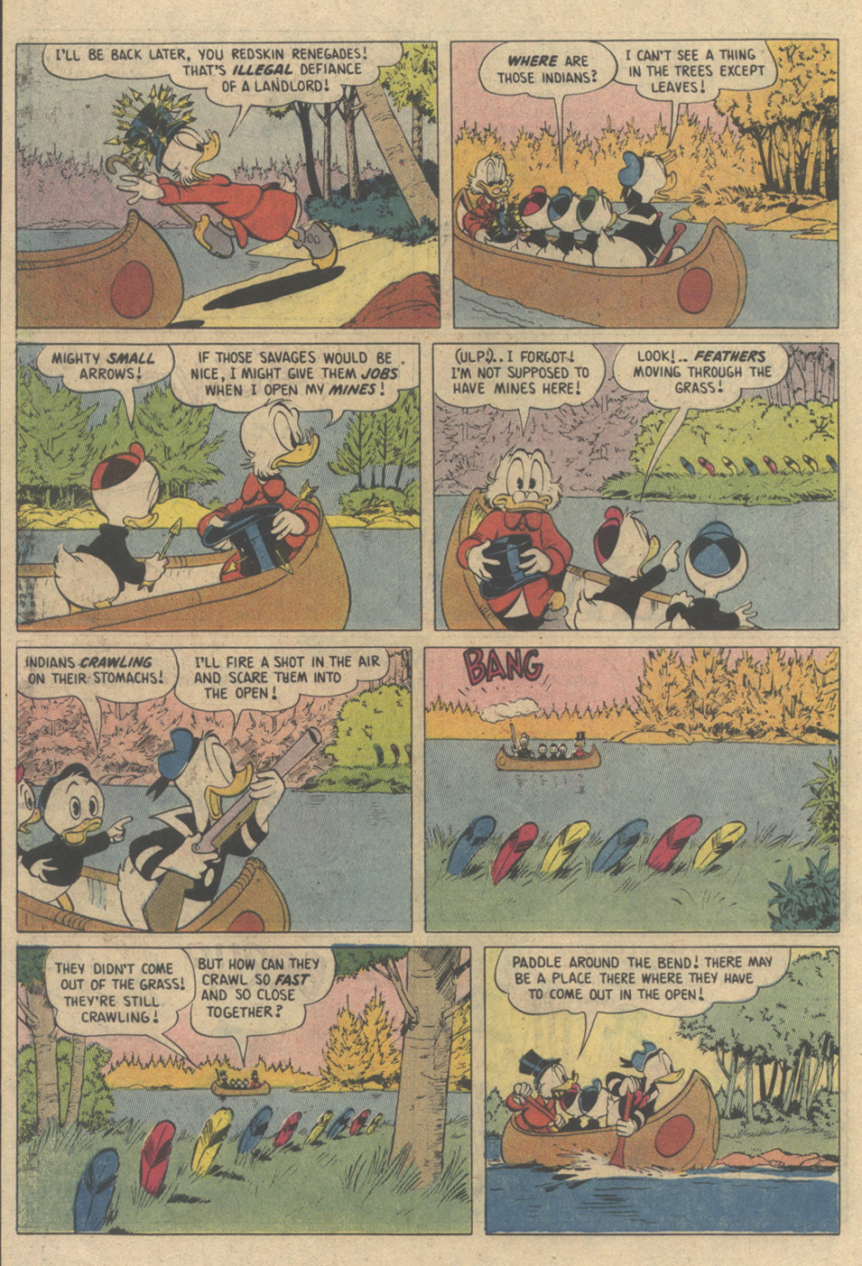 Uncle Scrooge (1953) Issue #208 #208 - English 10