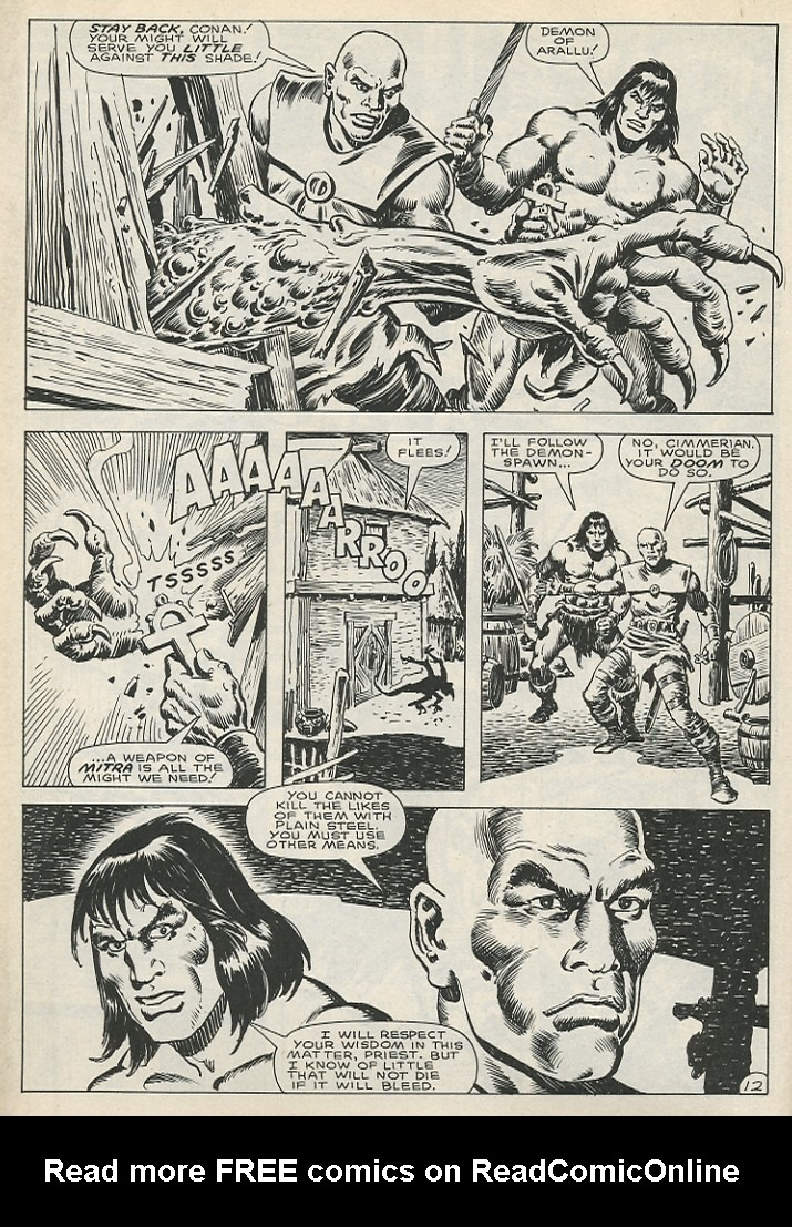 The Savage Sword Of Conan Issue #141 #142 - English 18