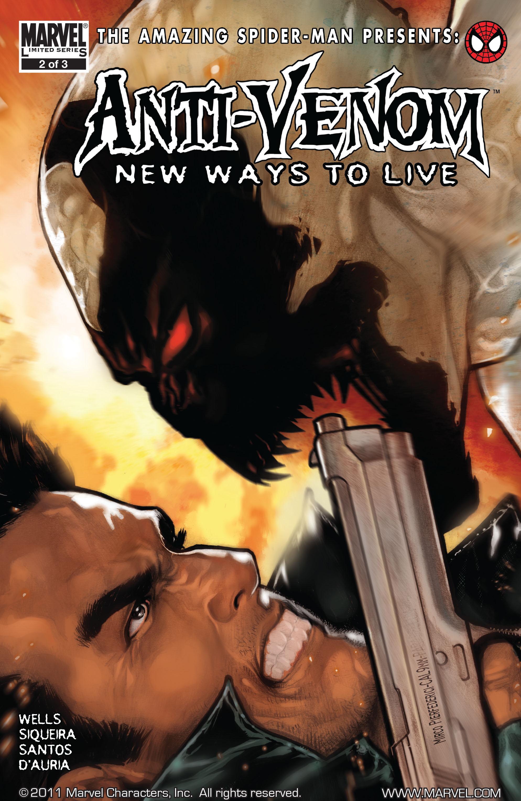 Amazing Spider-Man Presents: Anti-Venom - New Ways To Live 2 Page 1