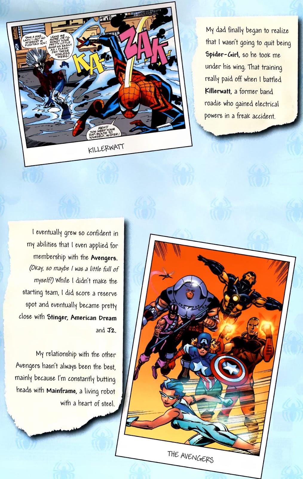 Amazing Spider-Girl Issue #0 #1 - English 10