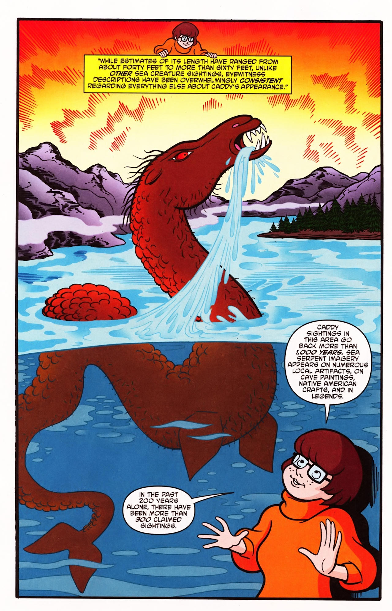 Read online Scooby-Doo (1997) comic -  Issue #143 - 9
