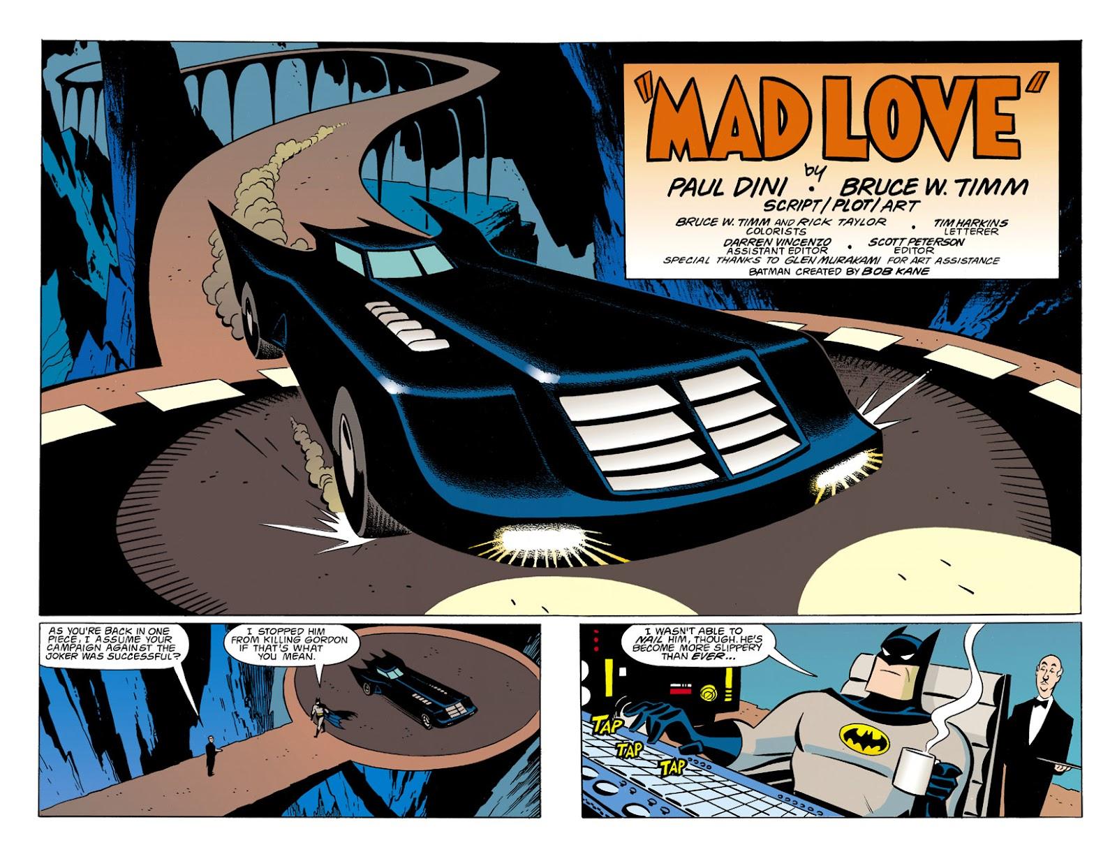 The Batman Adventures: Mad Love Full #1 - English 10