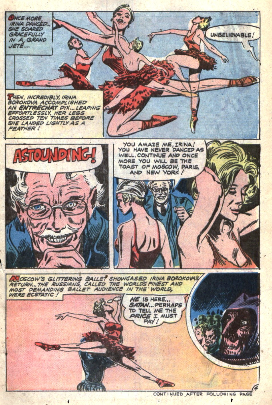 Read online Scary Tales comic -  Issue #4 - 13