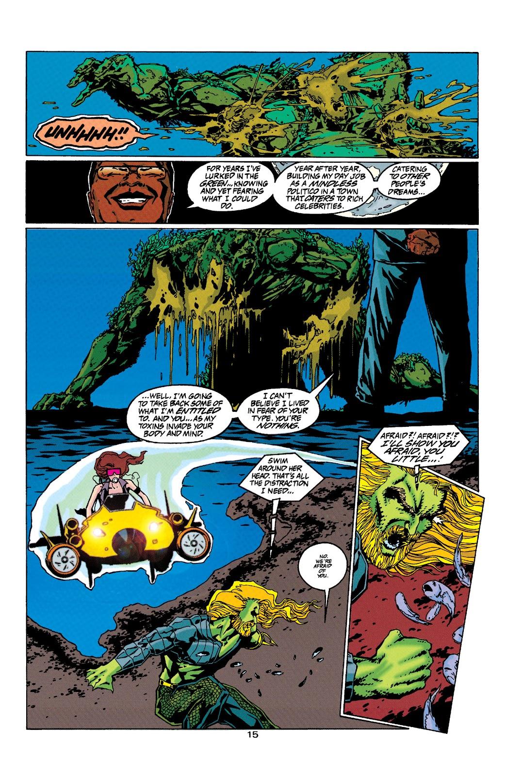 Aquaman (1994) Issue #32 #38 - English 15