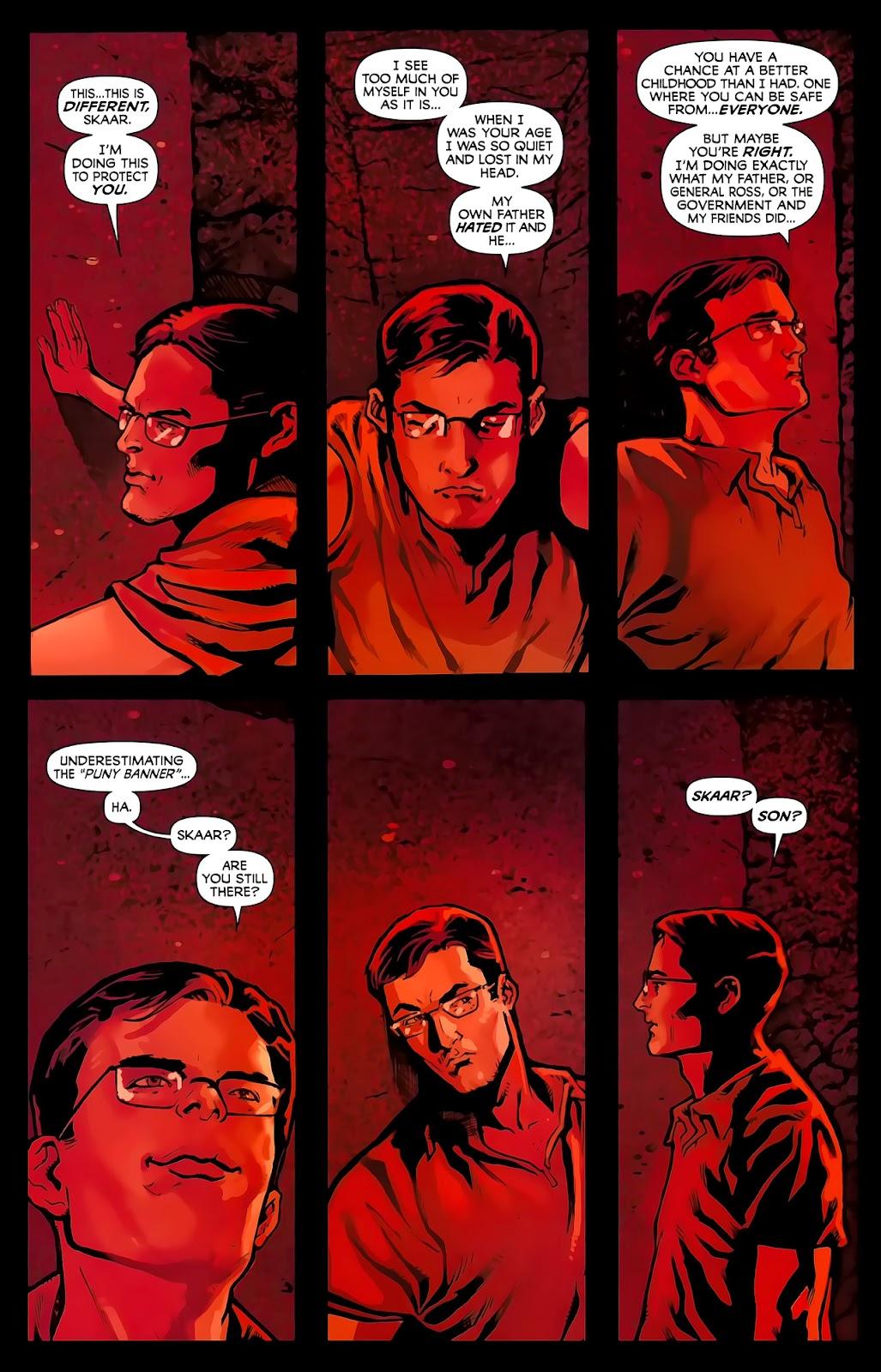 Incredible Hulks (2010) Issue #614 #4 - English 27