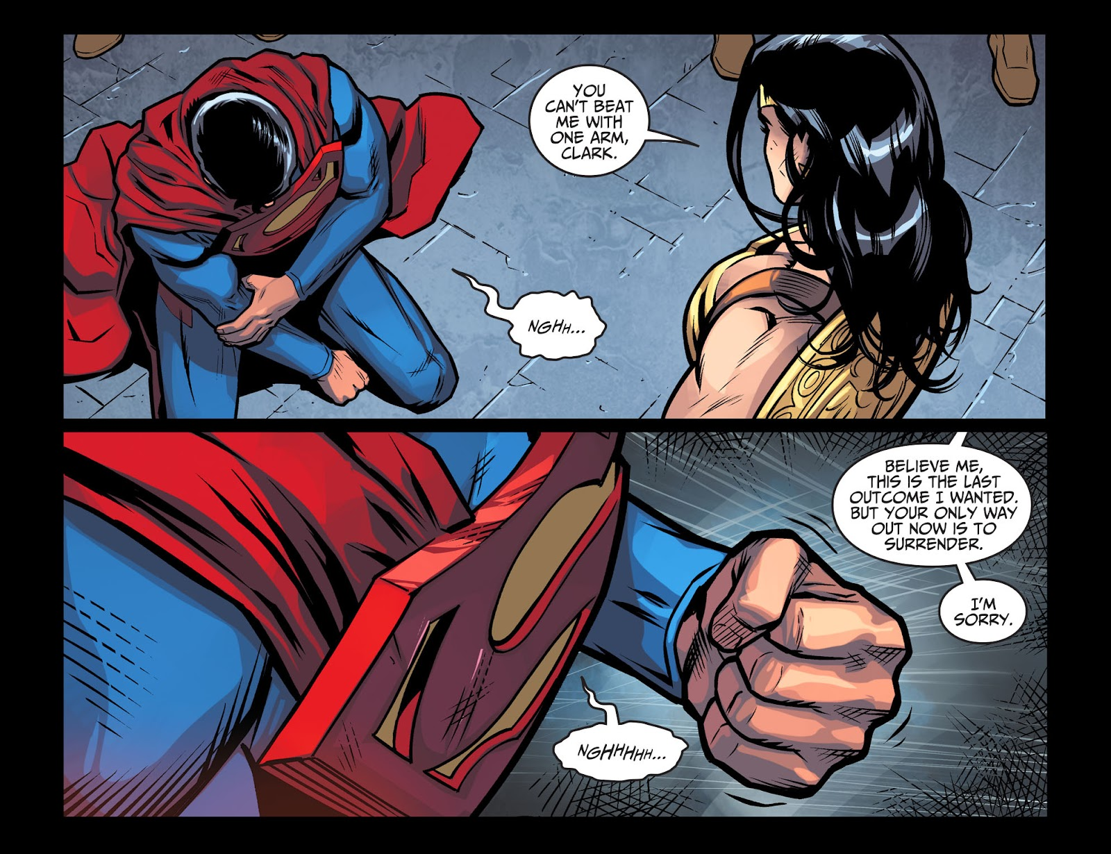 Injustice: Gods Among Us Year Four Issue #9 #10 - English 7