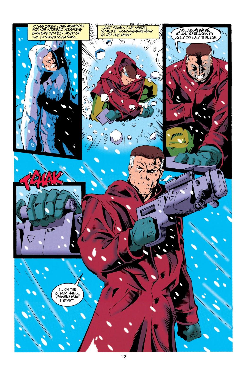 Aquaman (1994) Issue #20 #26 - English 12