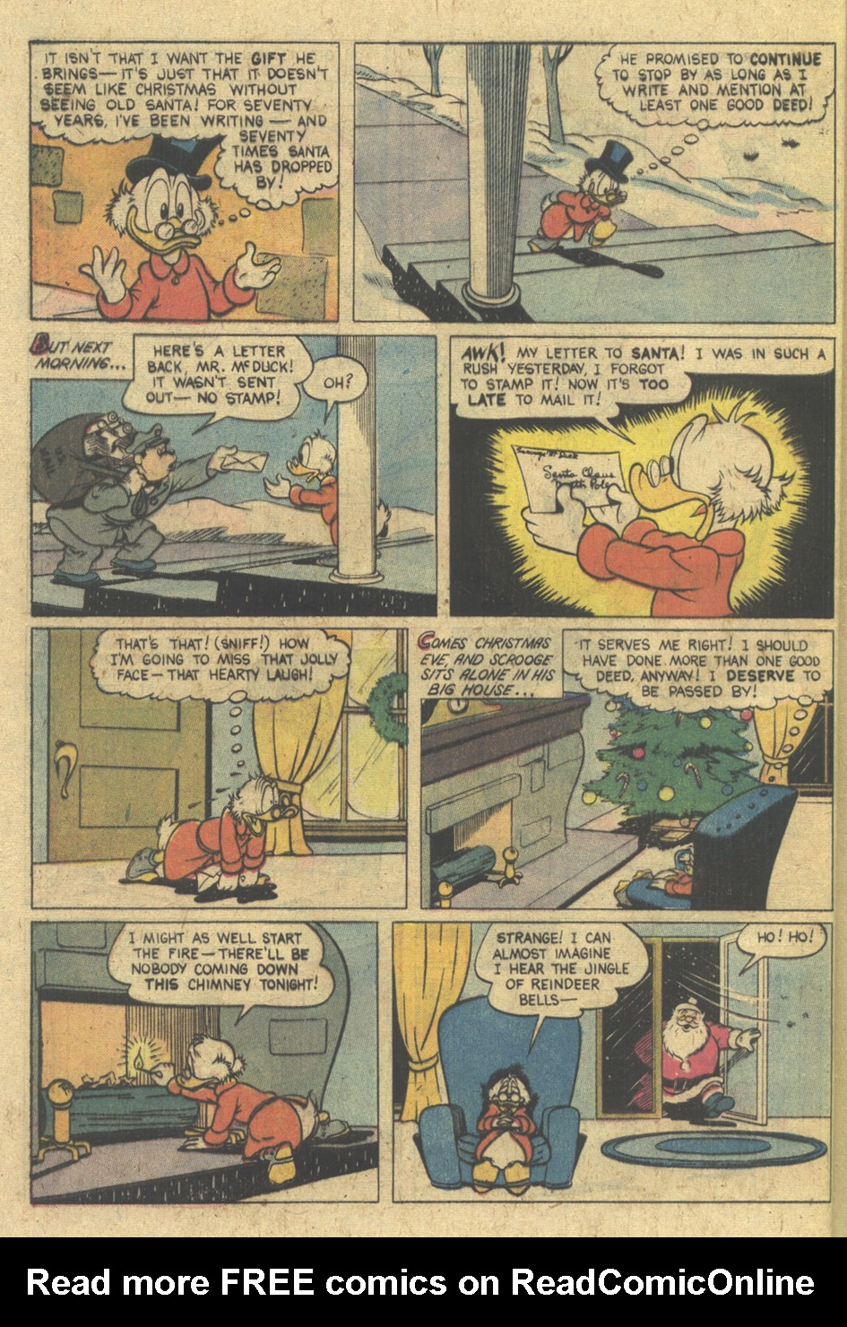 Uncle Scrooge (1953) Issue #137 #137 - English 32