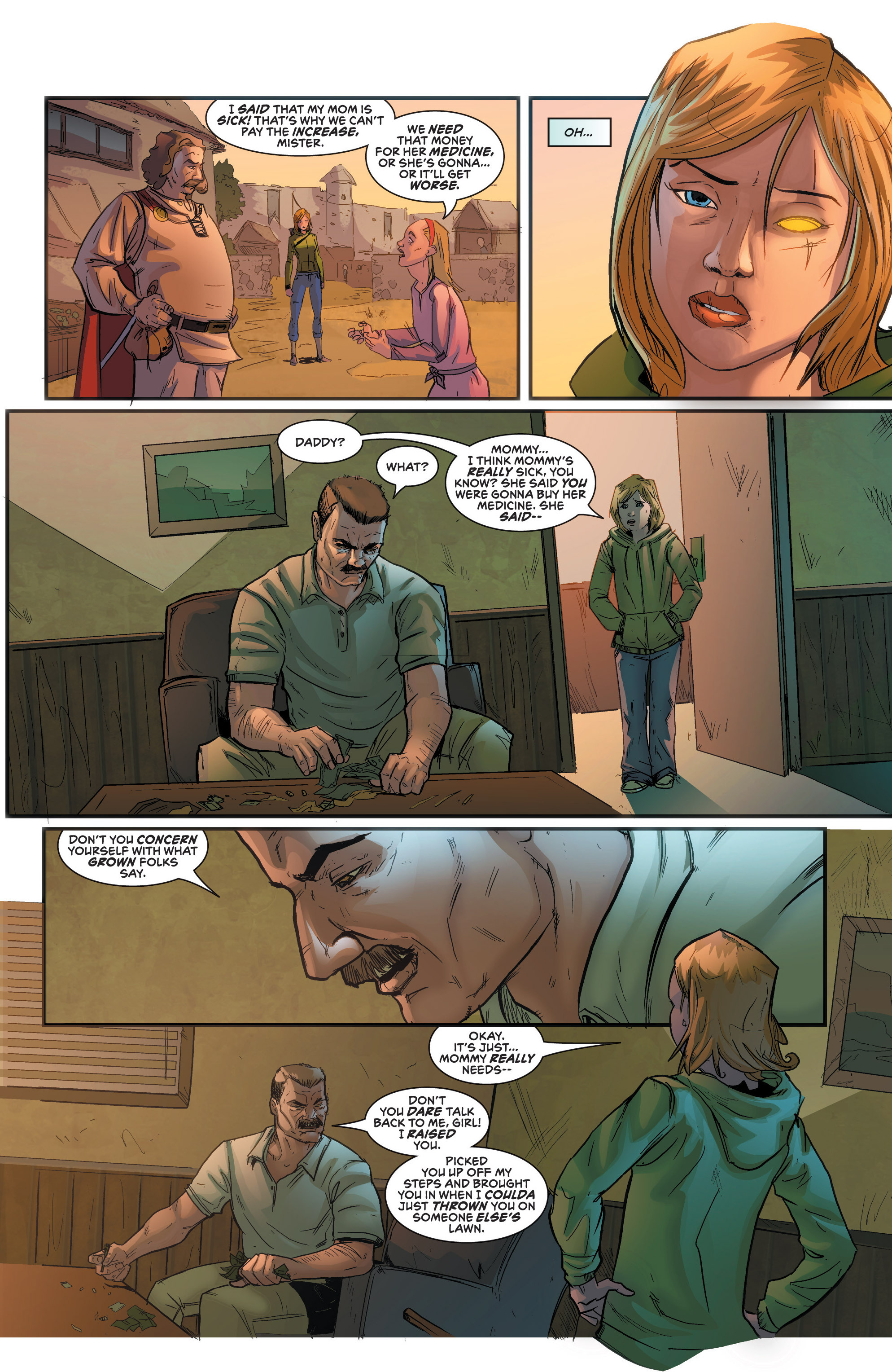 Read online Grimm Fairy Tales presents Robyn Hood (2012) comic -  Issue #2 - 15