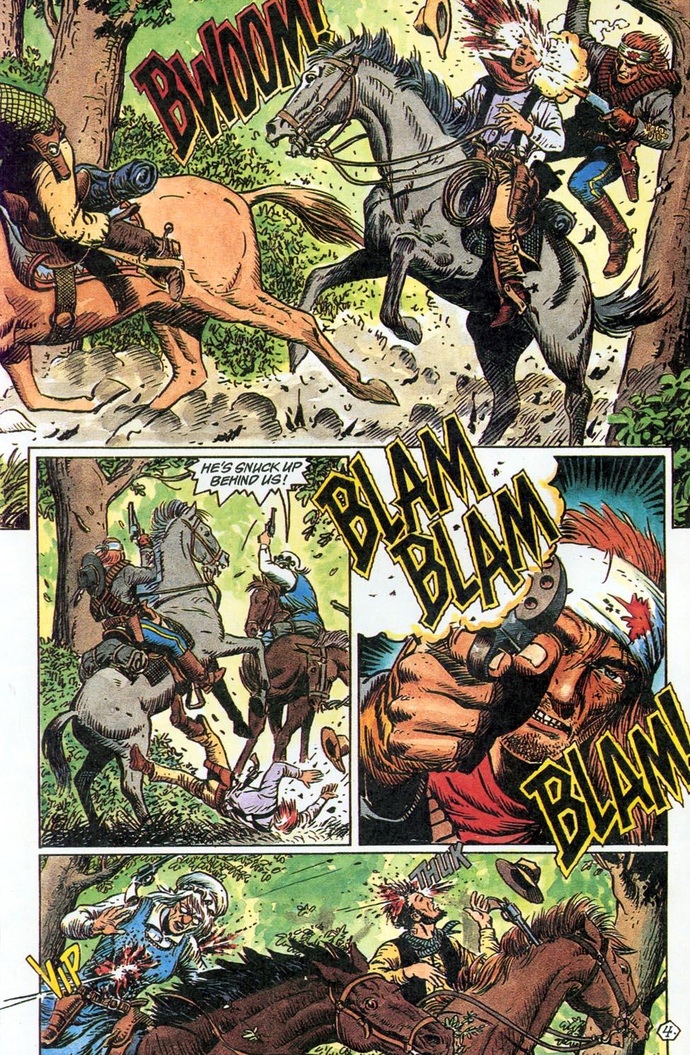 Jonah Hex: Two-Gun Mojo Issue #3 #3 - English 6